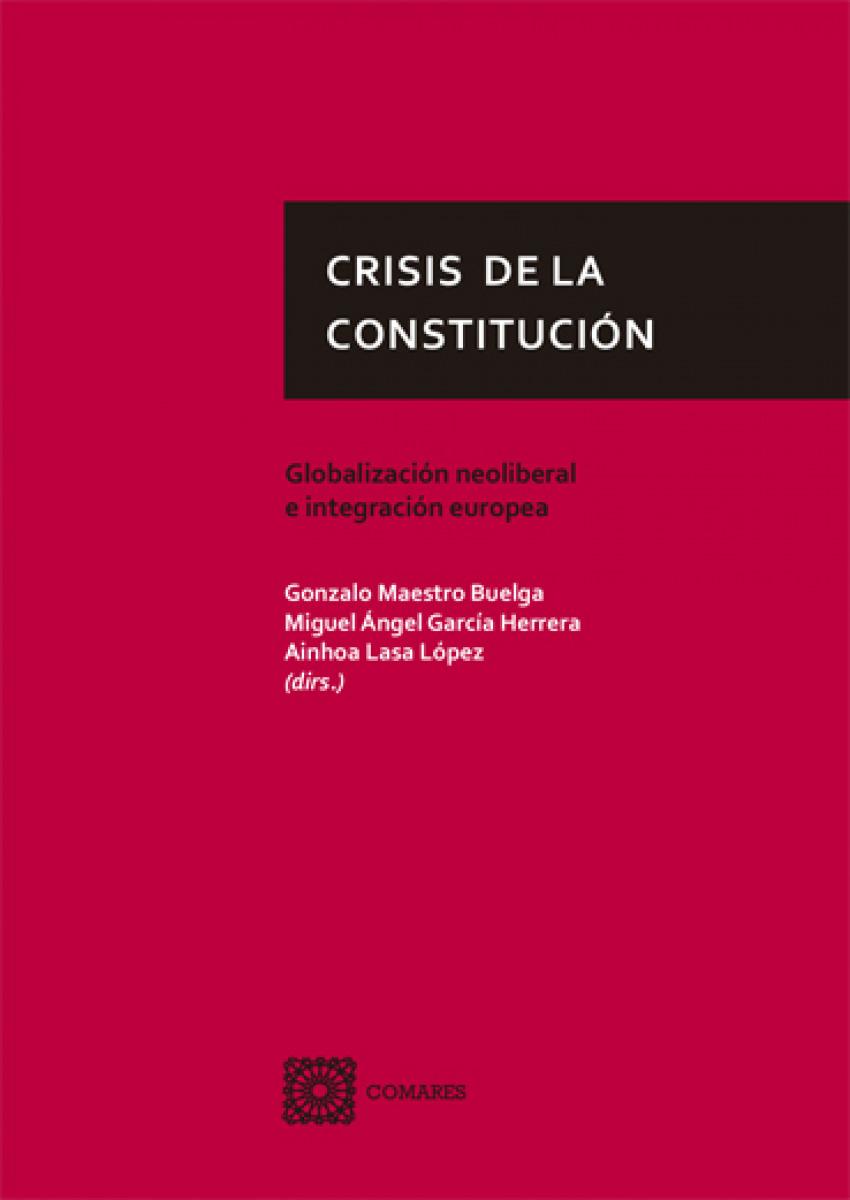 Crisis de la Constitución