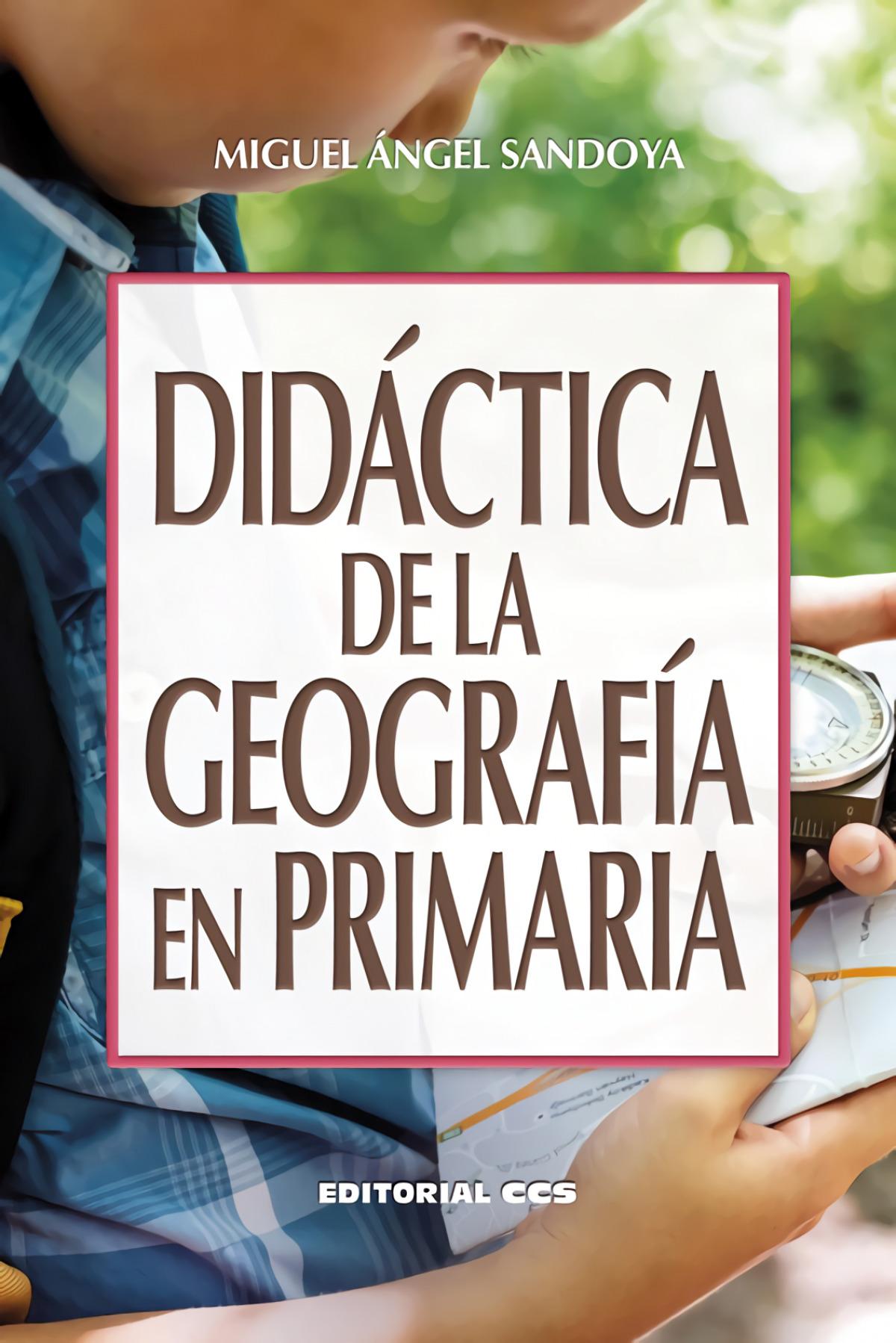 DIDACTICA DE LA GEOGRAFIA EN PRIMARIA