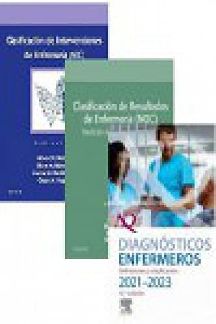 (3VOL).CLASIFICACION INTERVENCIONES ENFERMERIA+DIAGNOSTICOS ENFER+RESUDE ENFERMERÍA+CLASIFIC