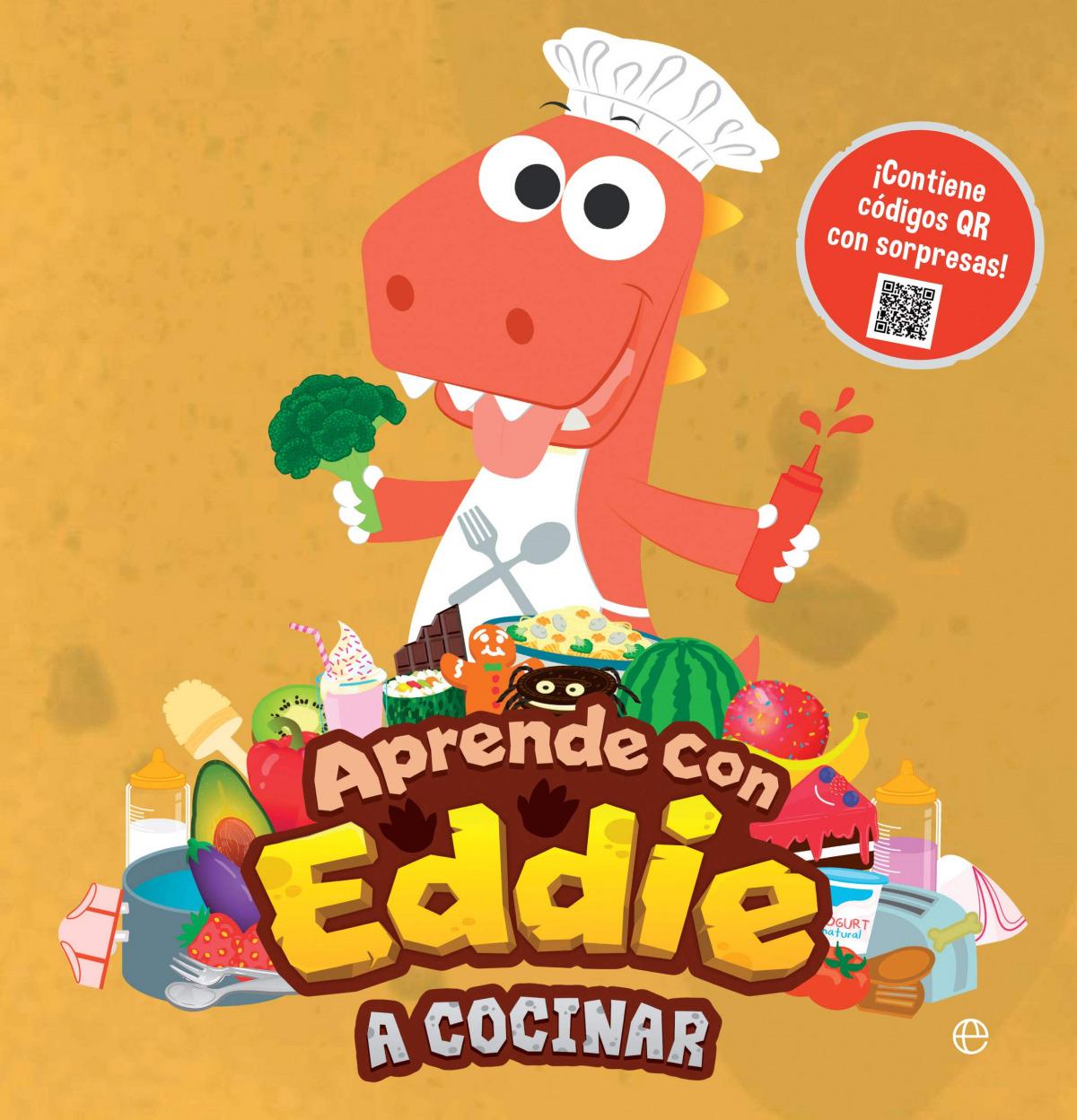 Aprende con Eddie a cocinar