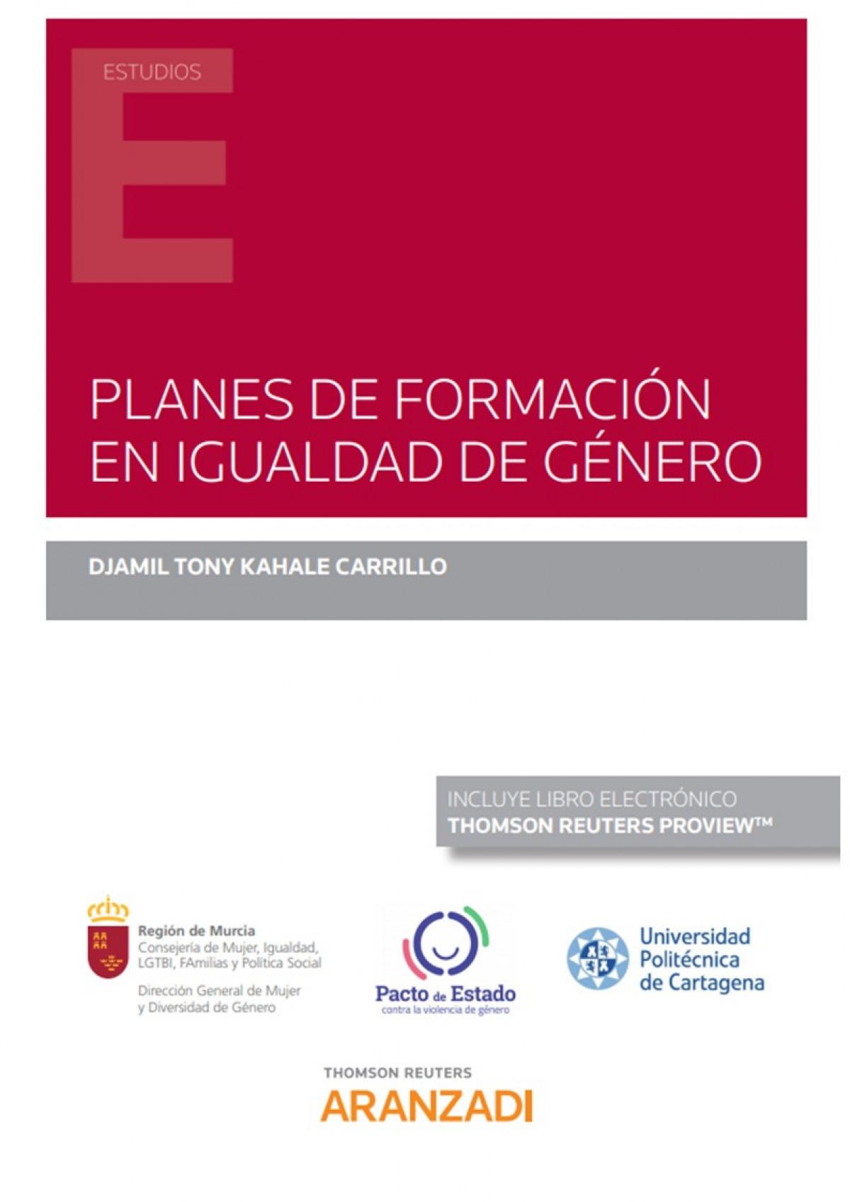 PLANES DE FORMACION EN IGUALDAD DE GENERO DUO