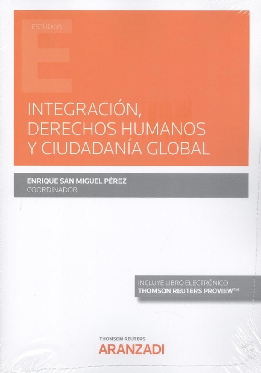 Integración, derechos humanos y ciudadanía global