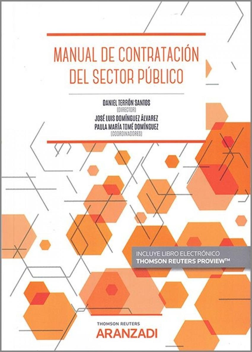 Manual de contratación del sector público