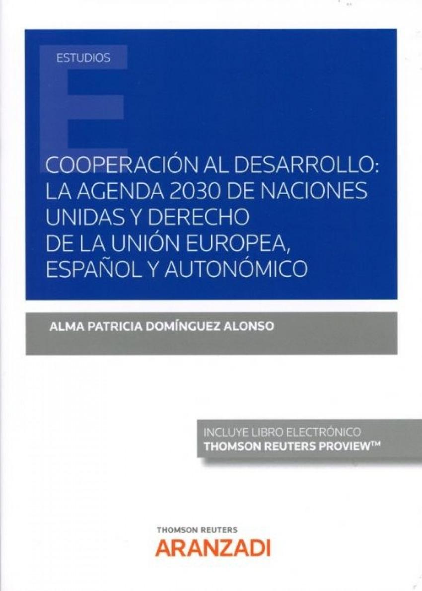 Cooperación al desarrollo:
