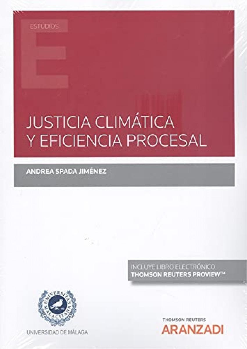 Justicia climática y eficiencia procesal