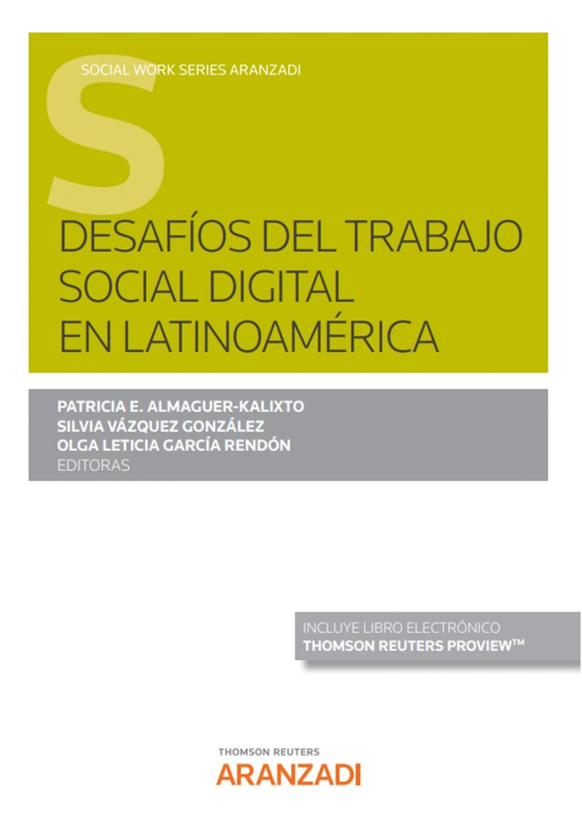 Desafíos del trabajo social digital en Latinoamérica (Papel + e-book)