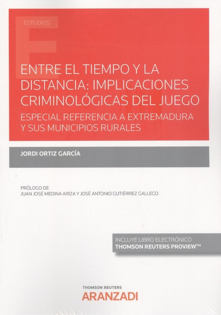 ENTRE EL TIEMPO Y LA DISTANCIA IMPLICACIONES CRIMINOLOGICA