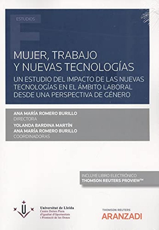 MUJER TRABAJO Y NUEVAS TECNOLOGIAS