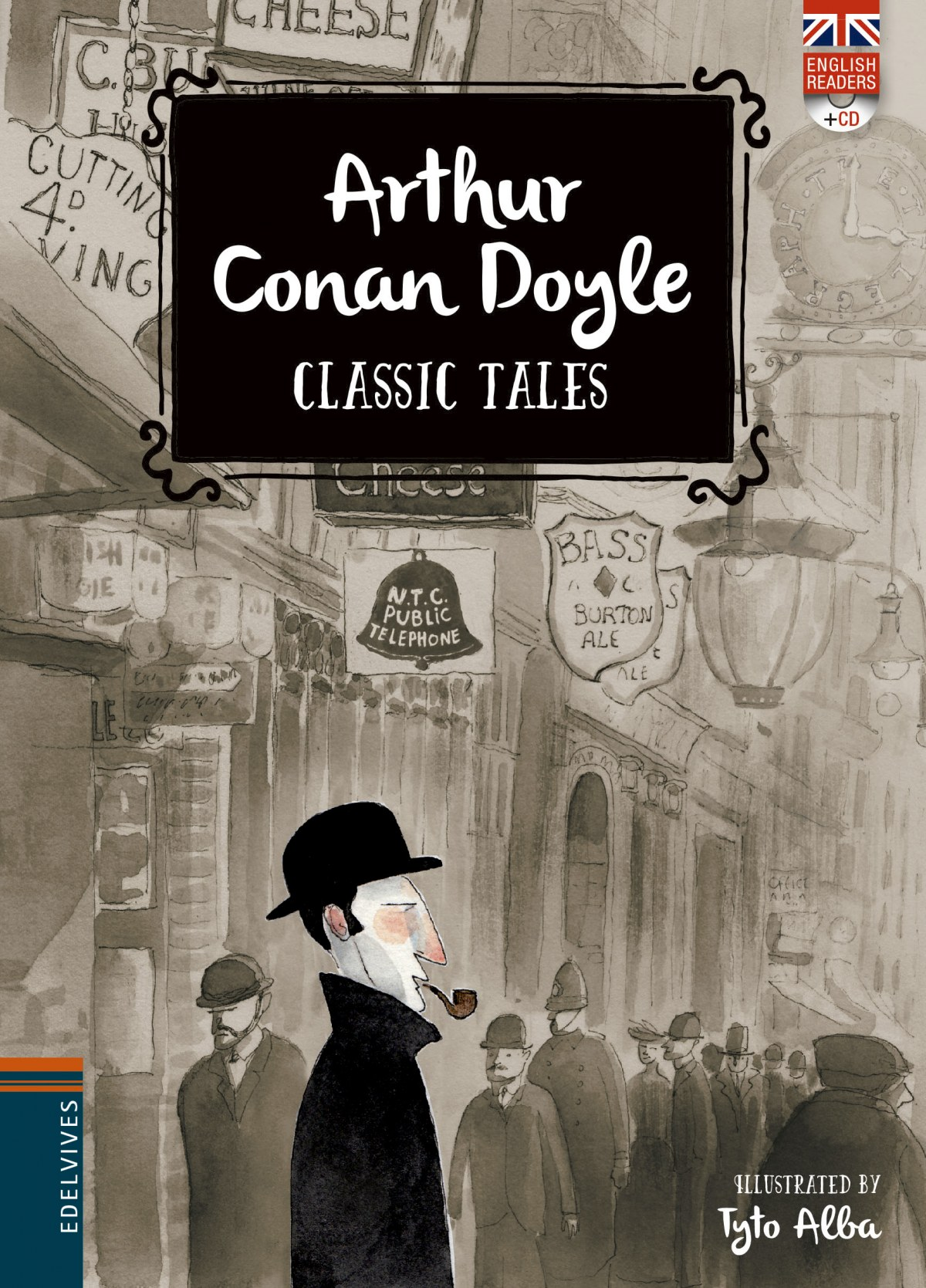 Artuhr Conan Doyle (+CD)