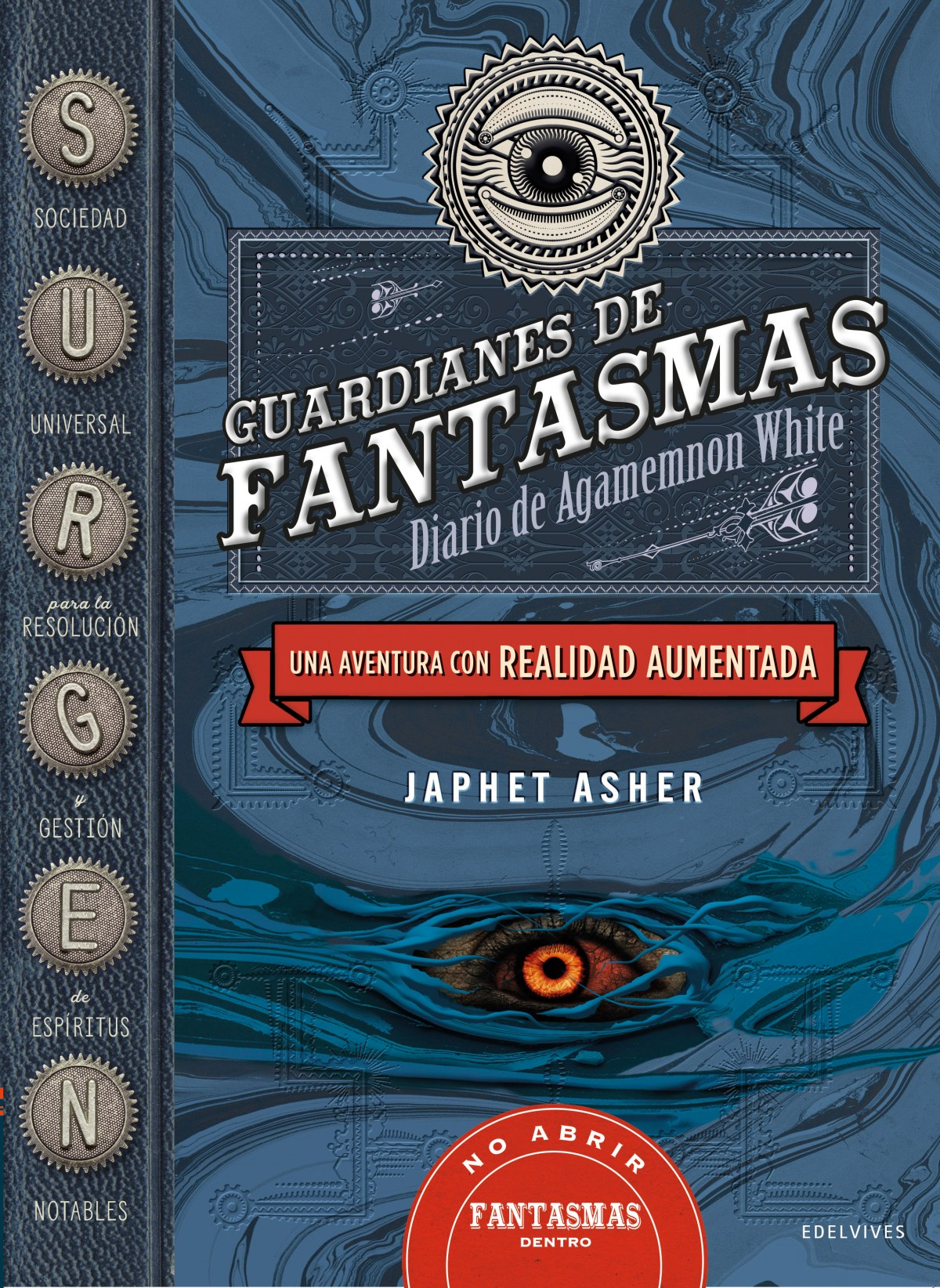 GUARDIANES DE FANTASMAS 9788414016947