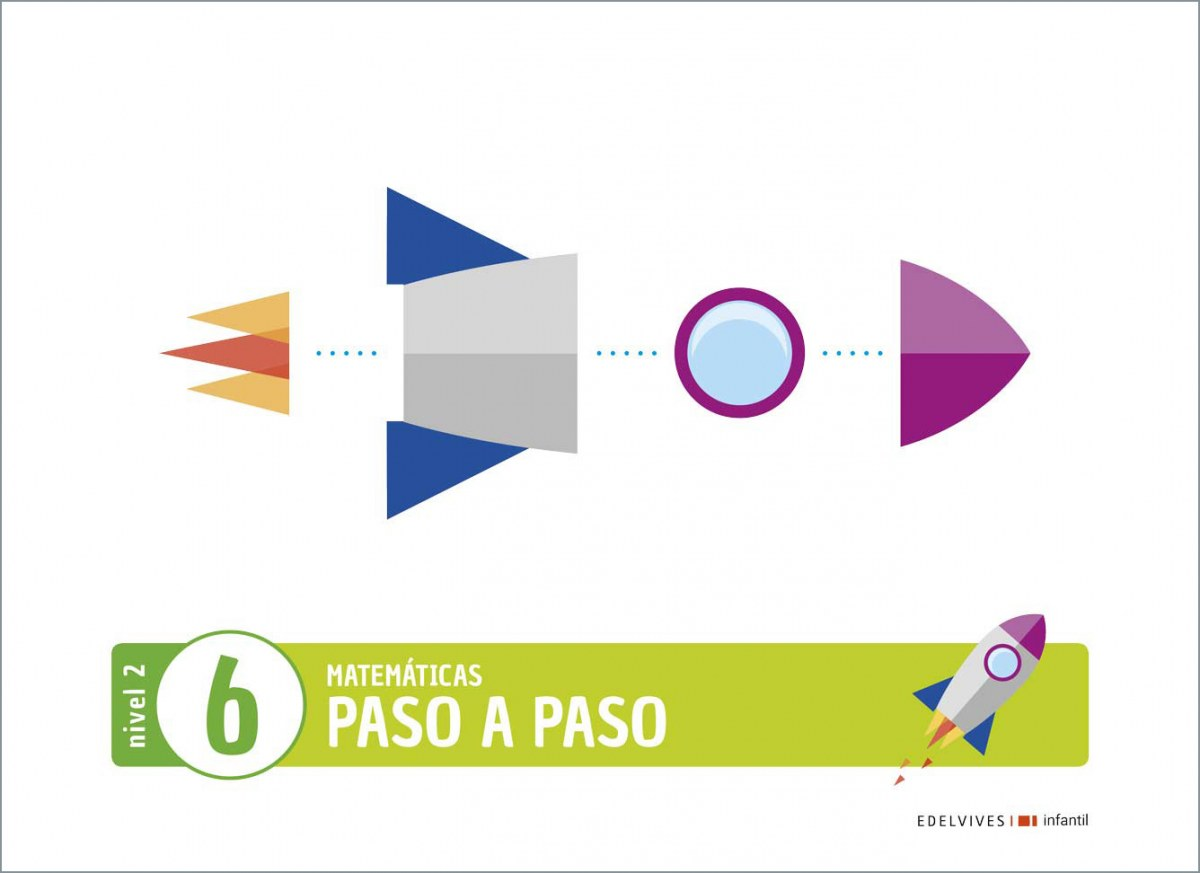 Proyecto Paso a paso - Nivel 2. Cuaderno 6