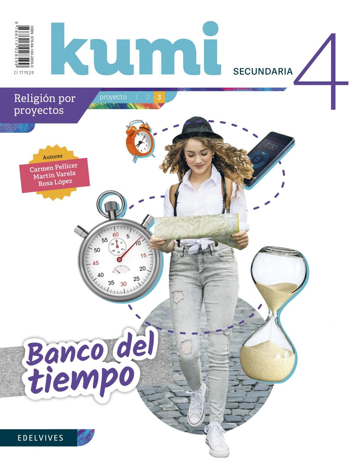 Proyecto Kumi 4 ESO : Banco del tiempo
