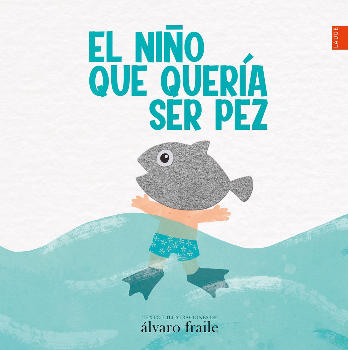 El niño que quería ser pez