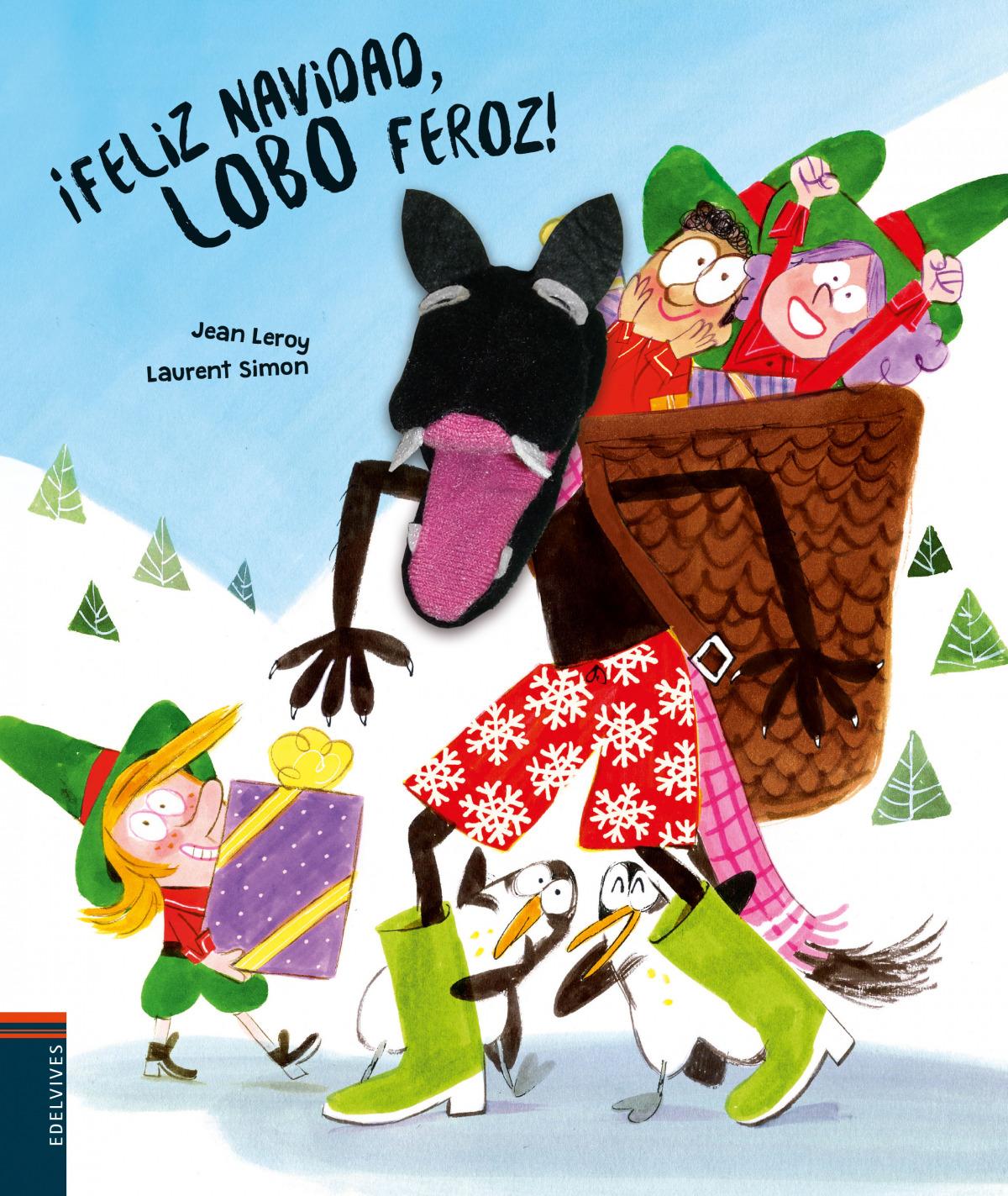 ¡Feliz Navidad, Lobo Feroz!