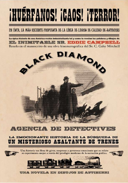 Agencia Detectives Black Diamond