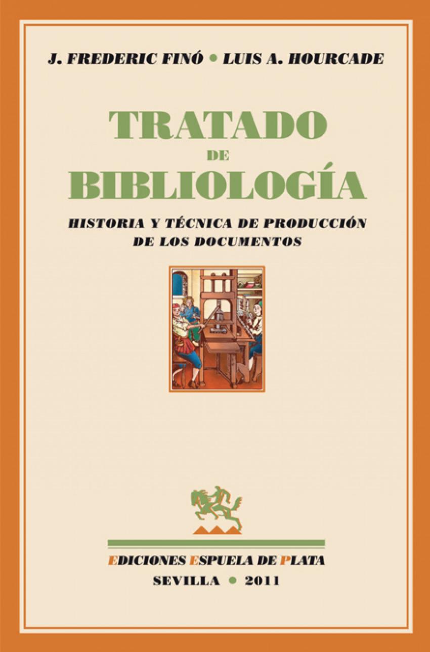 TRATADO DE BIBLIOLOGíA