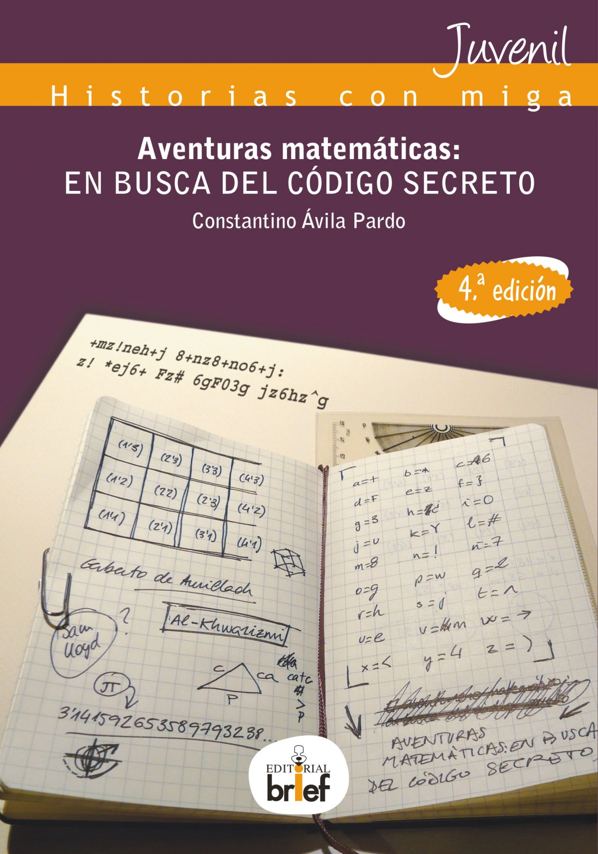 Aventuras matemáticas: en busca del código secreto