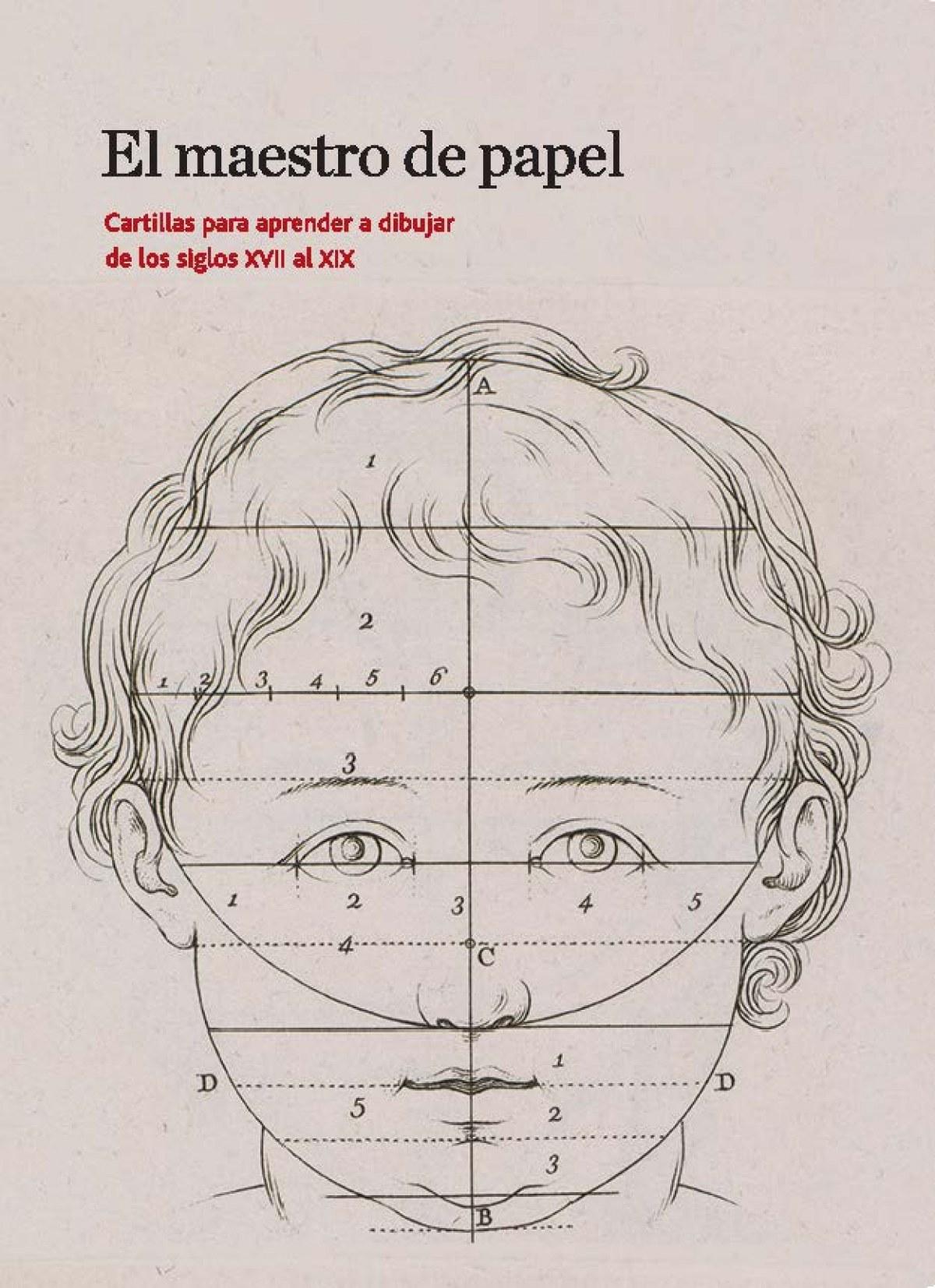 Maestro del papel, el. cartillas aprender dibujar s.xvii