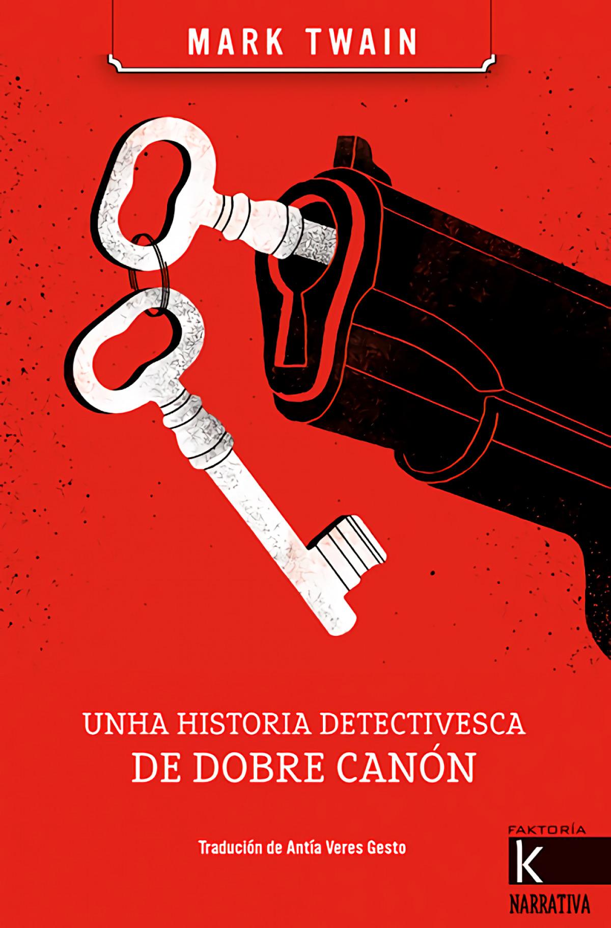 UNHA HISTORIA DETECTIVESCA DE DOBRE CANÓN