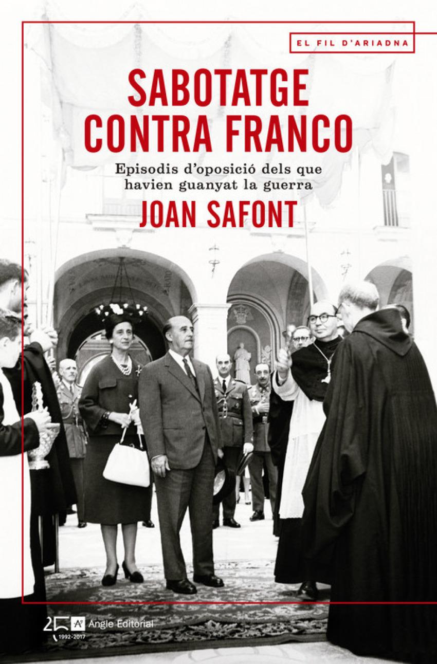 SABOTATGE CONTRA FRANCO