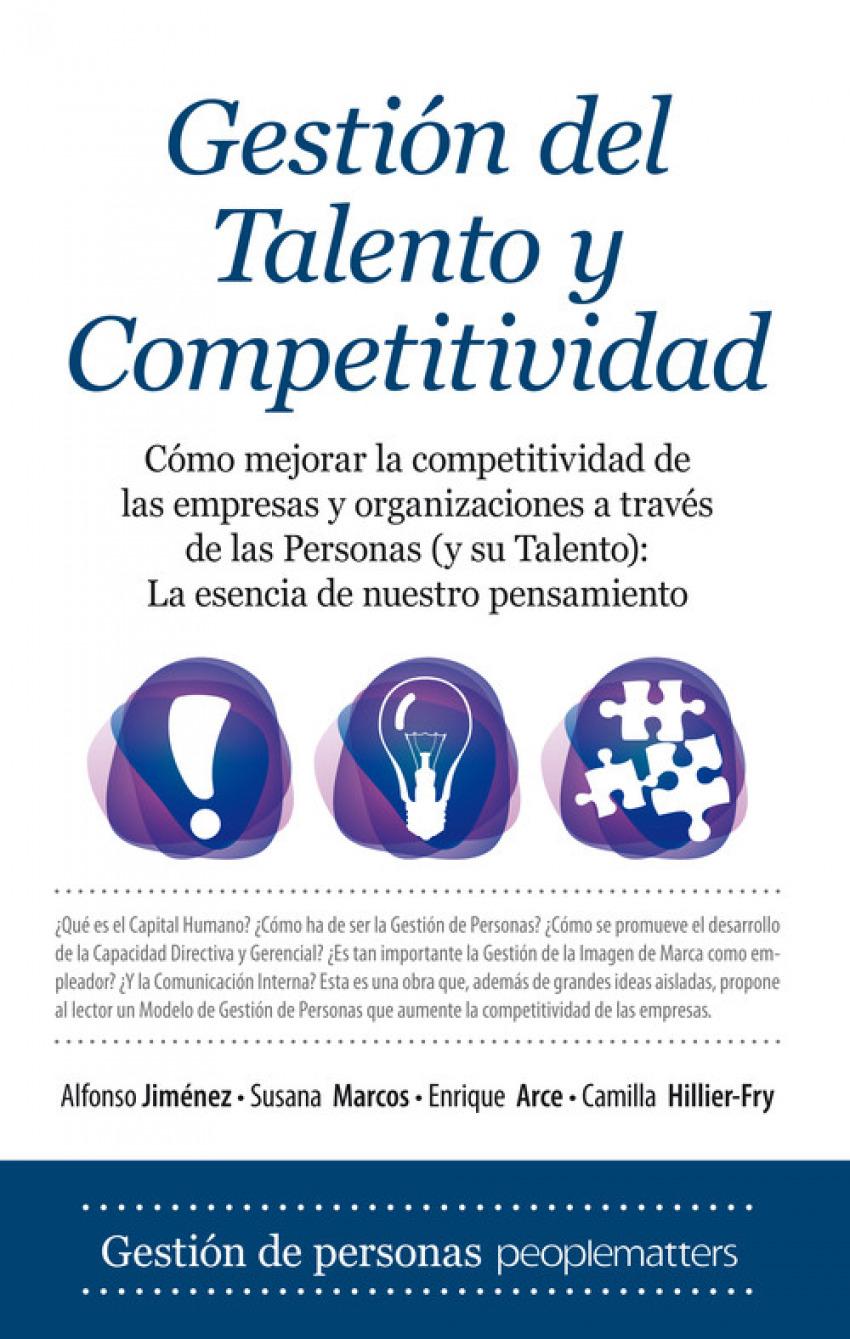 Gestión del Talento y Competitividad