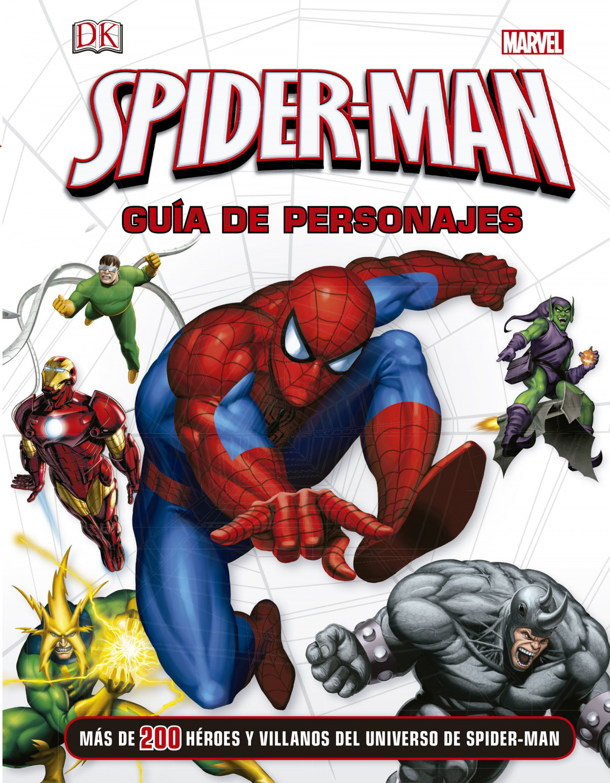 SIPIDER-MAN GUIA DE PERSONAJES