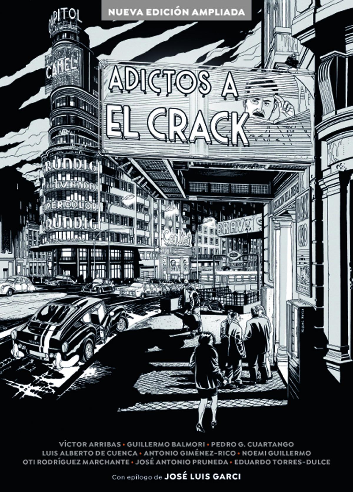 ADICTOS AL CRACK
