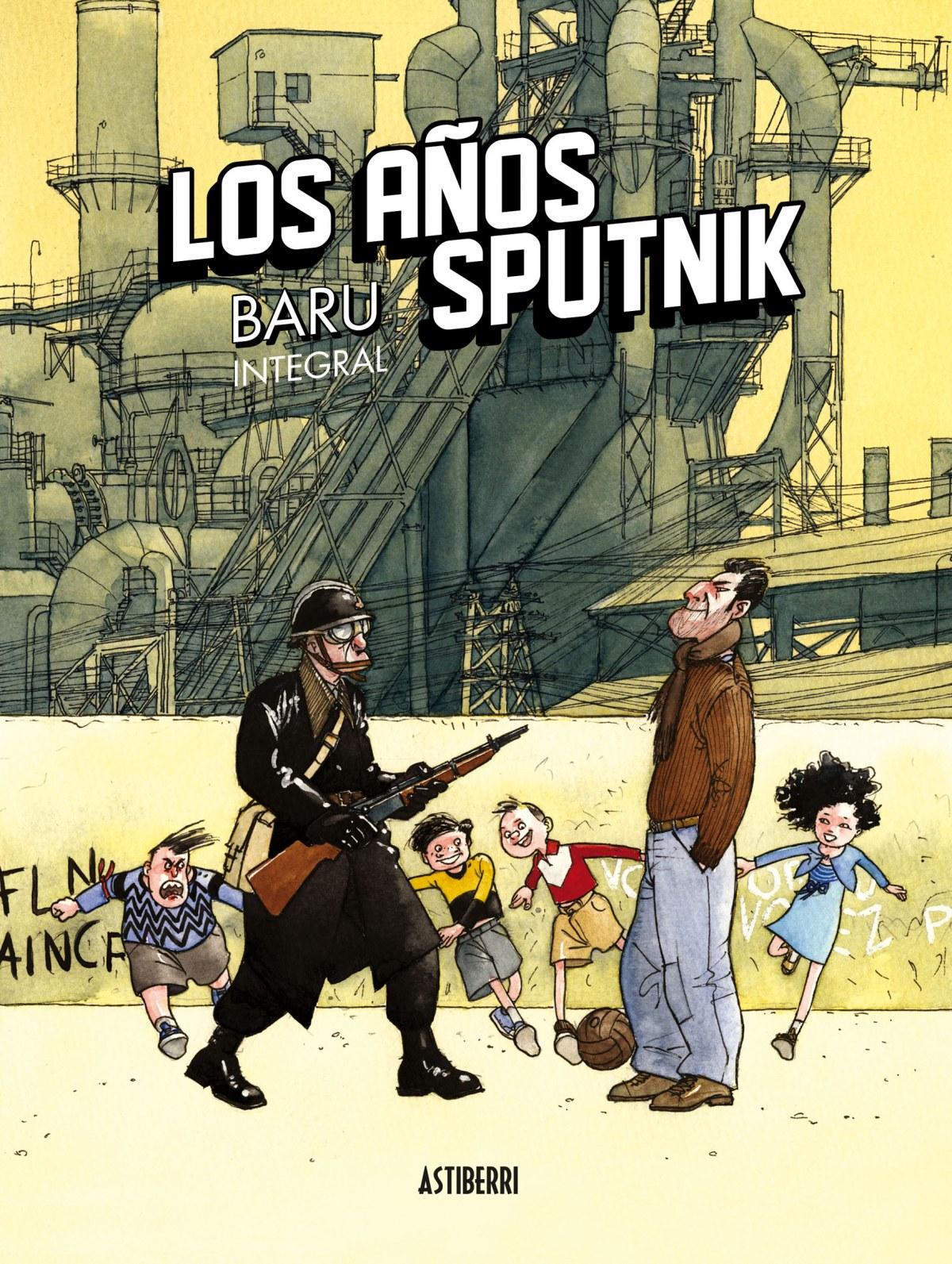 Años Sputnik, Los