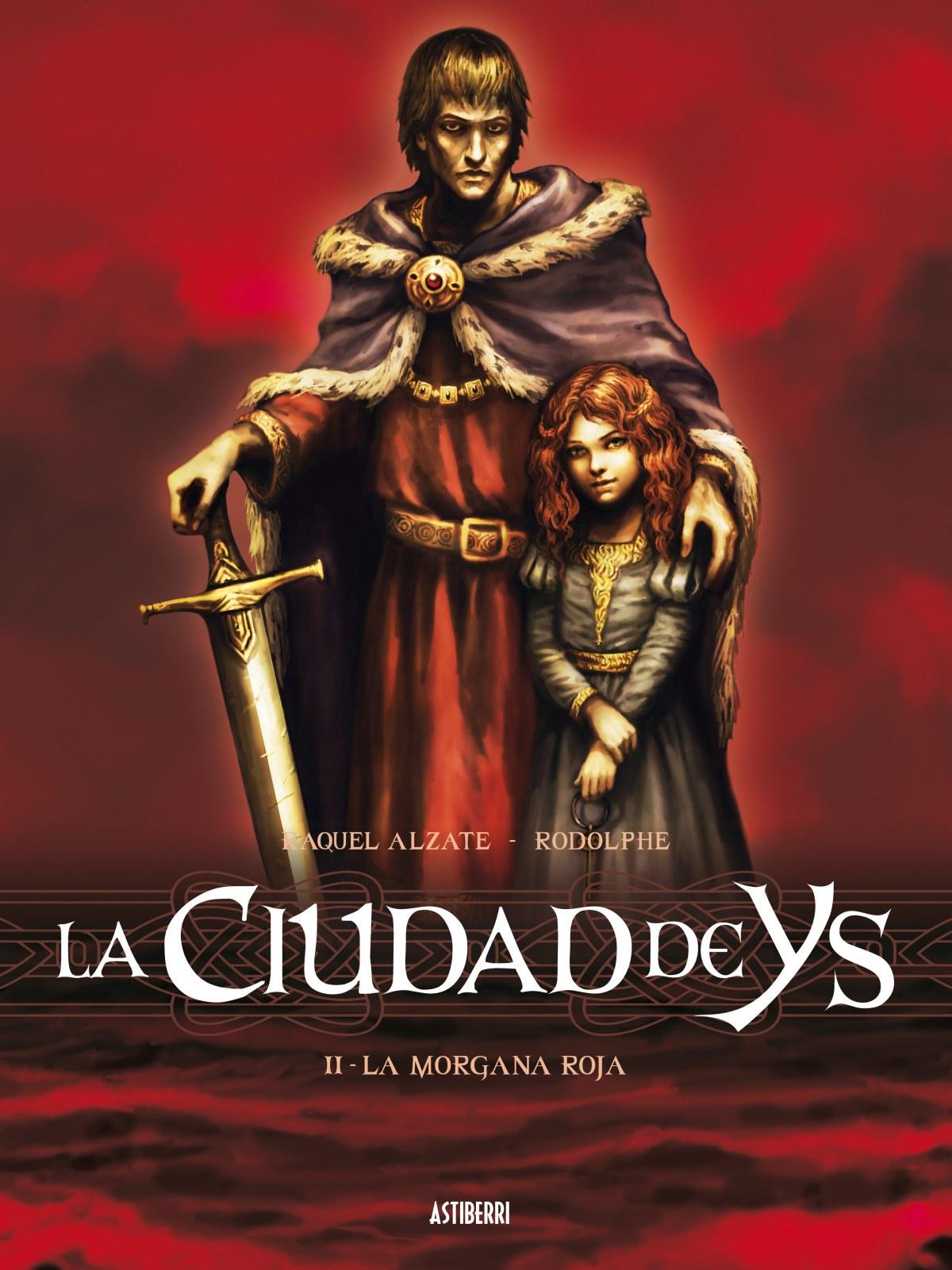 Ciudad De Ys, 2 Morgana Roja
