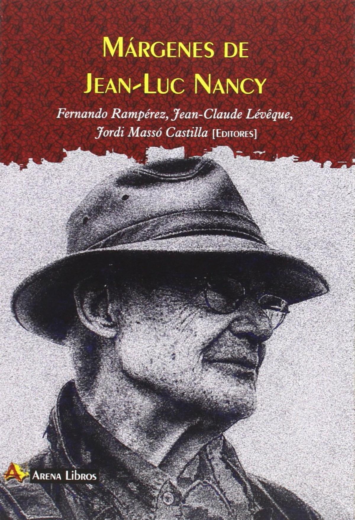 Márgenes de Jean-Luc Nancy