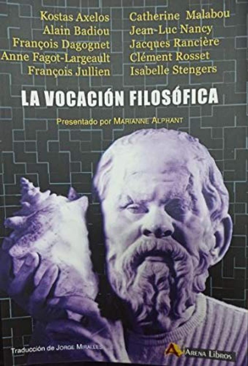 VOCACION FILOSOFICA