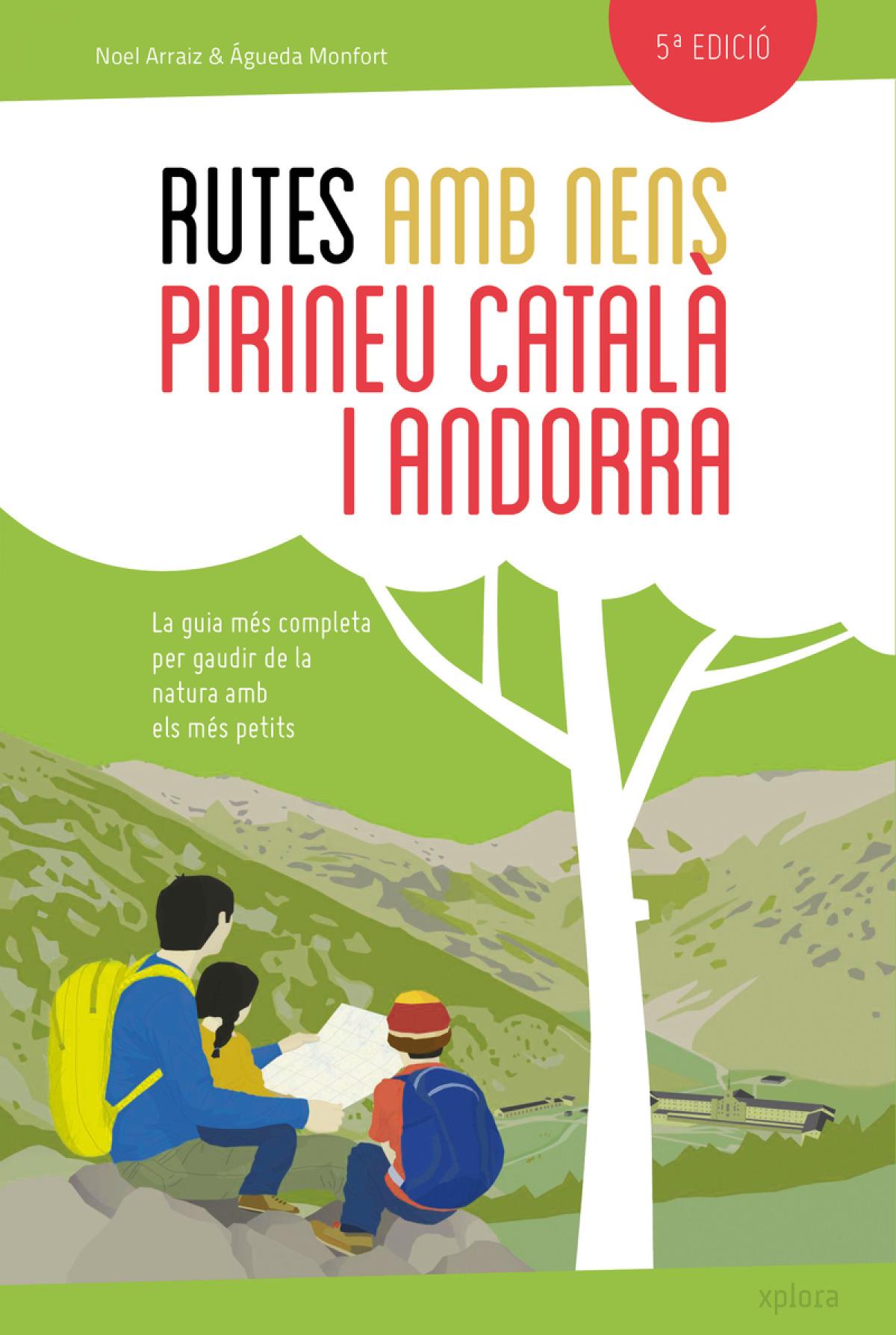 Rutes amb nens pel Pirineu català i Andorra (NE)