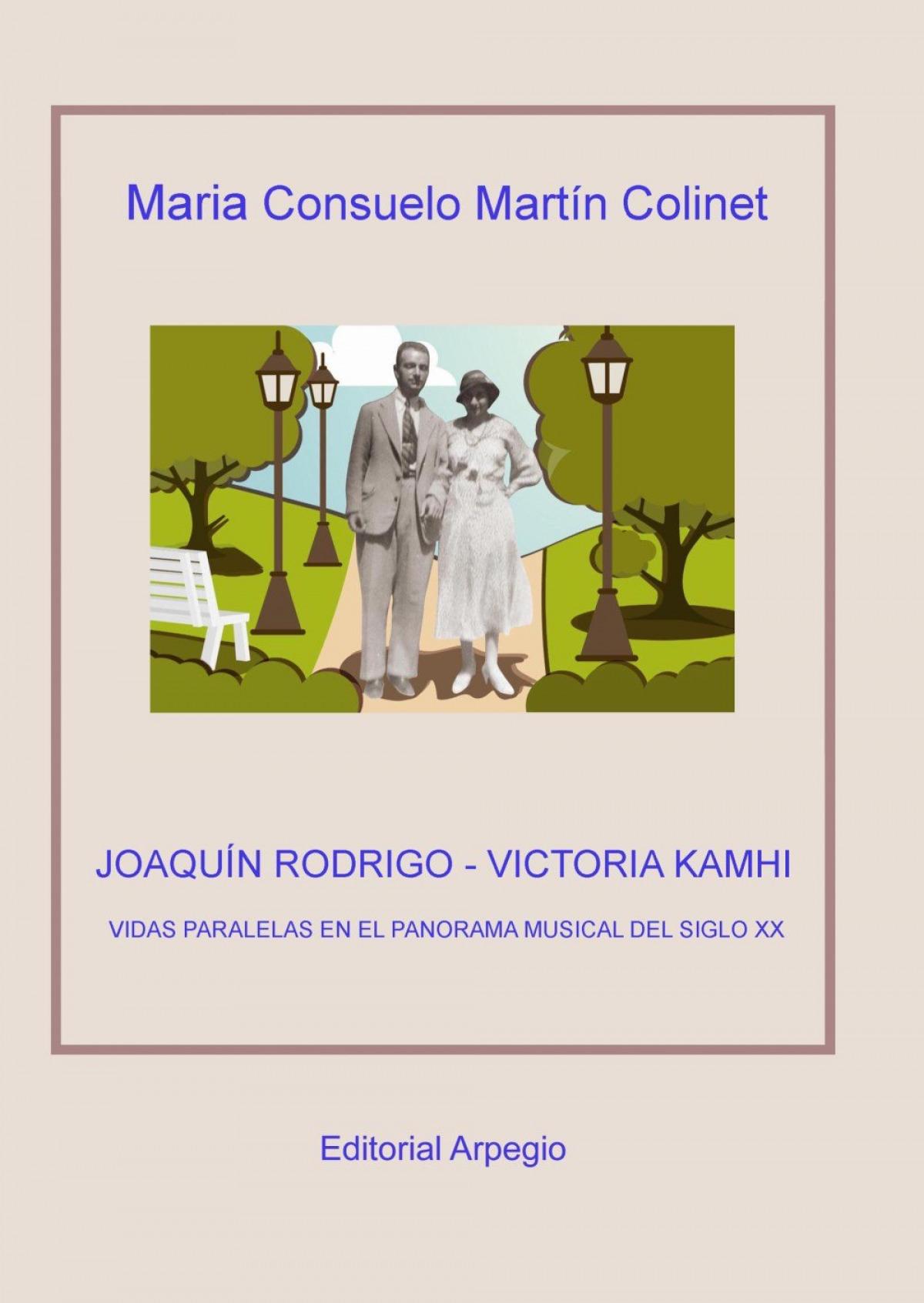 Joaquín Rodrigo - Victoria Kamhi