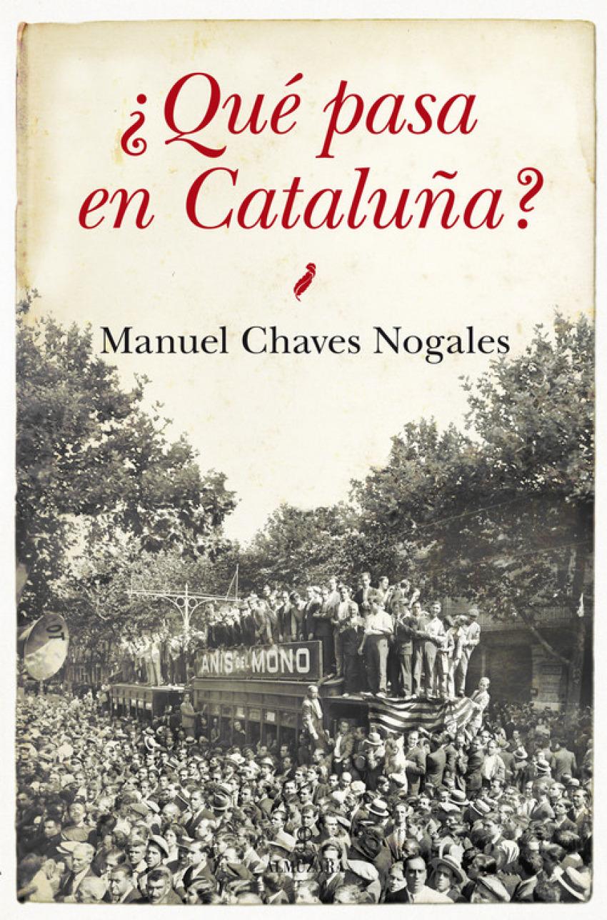 ¿Que pasa en Cataluña?