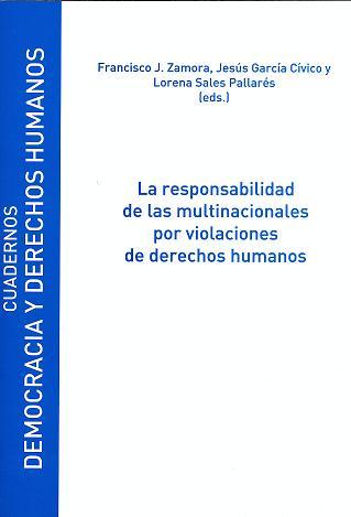 Responsabilidad multinacionales violaciónes derechos humanos
