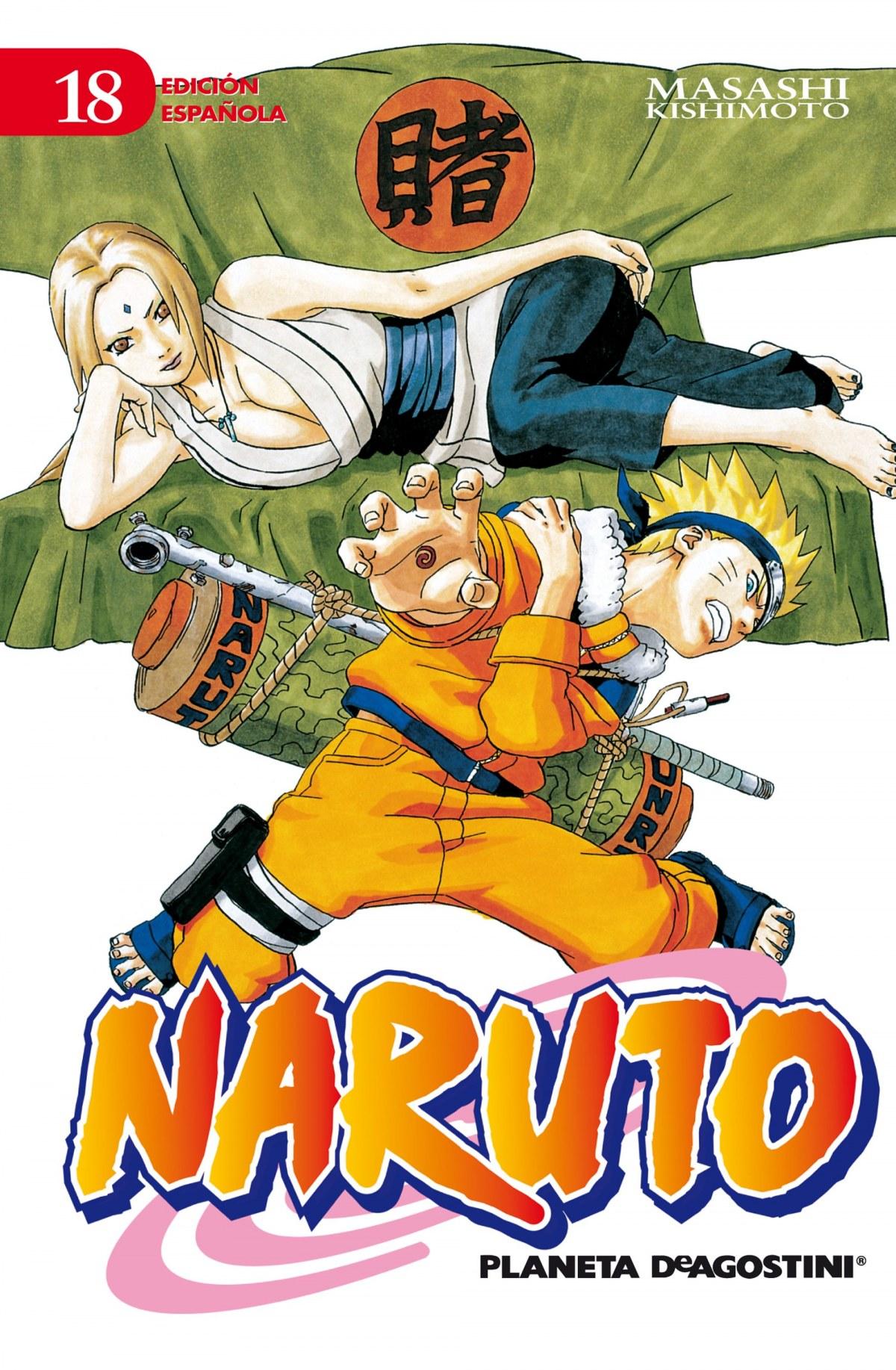 Naruto nº 18/72