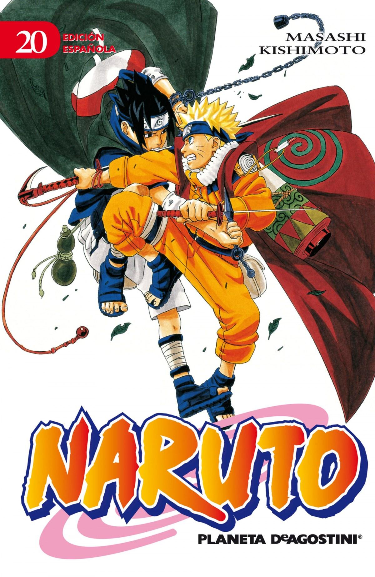Naruto nº 20/72