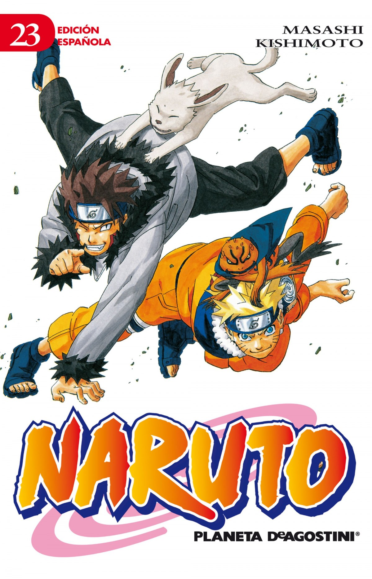 Naruto nº 23/72