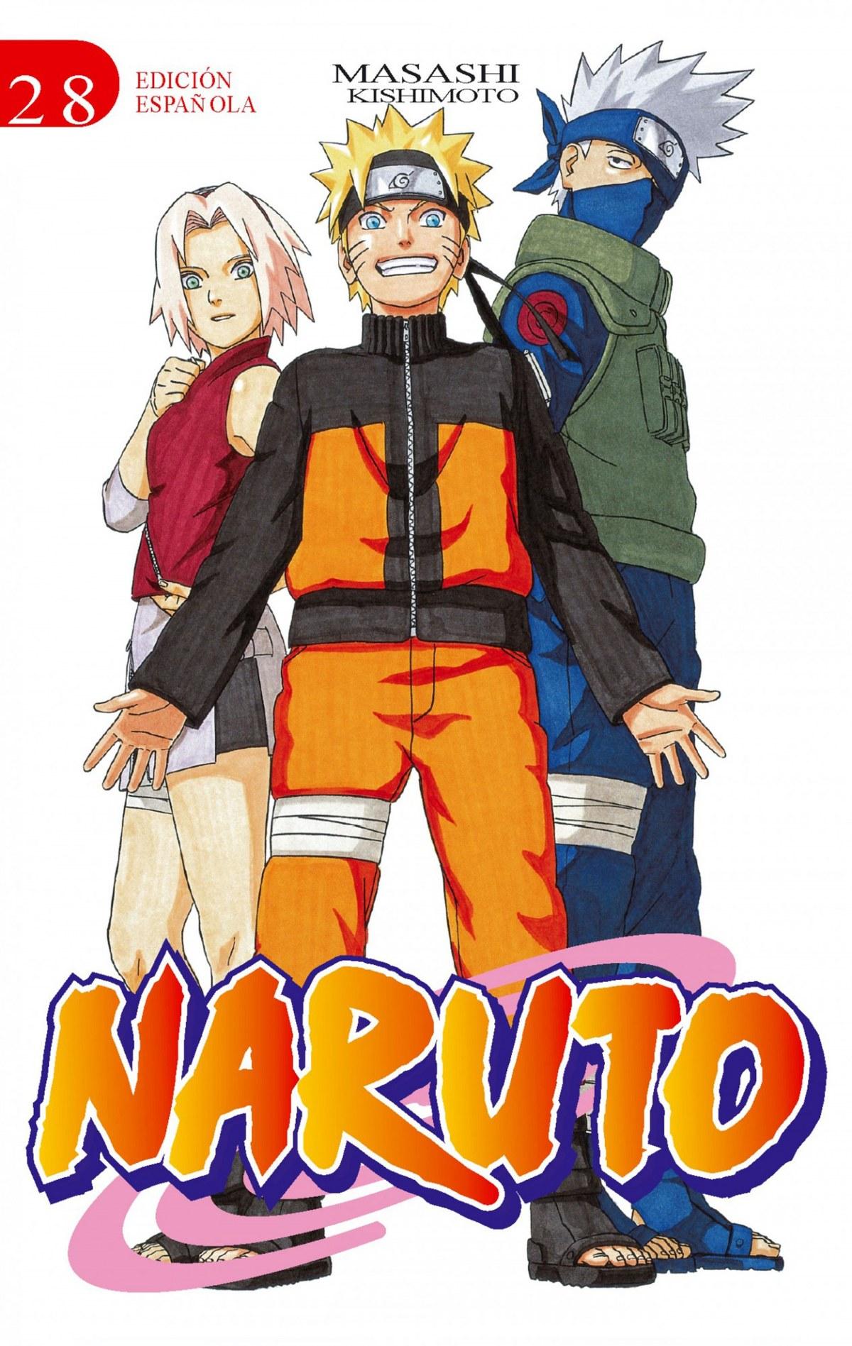 Naruto nº 28/72