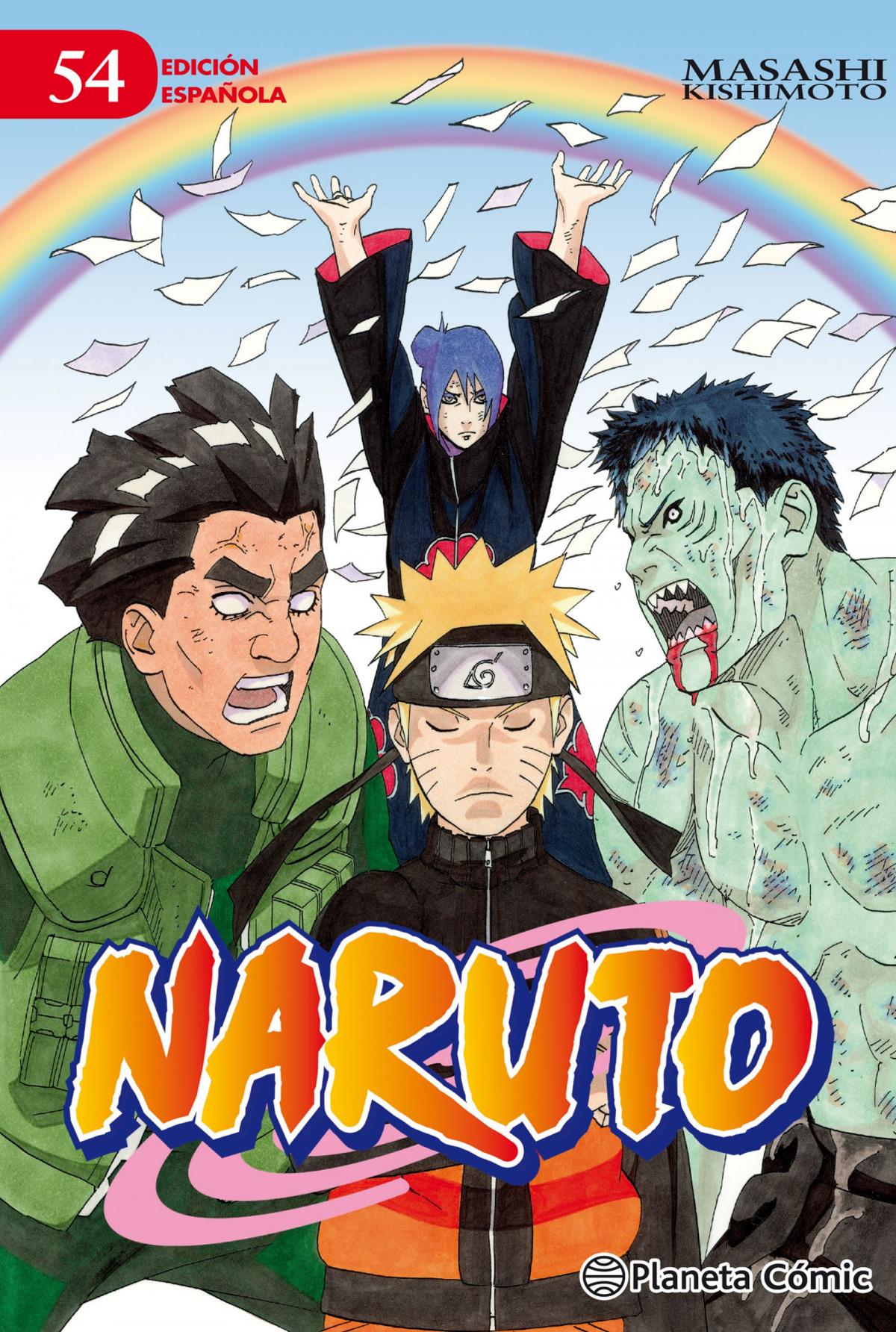 Naruto nº 54/72
