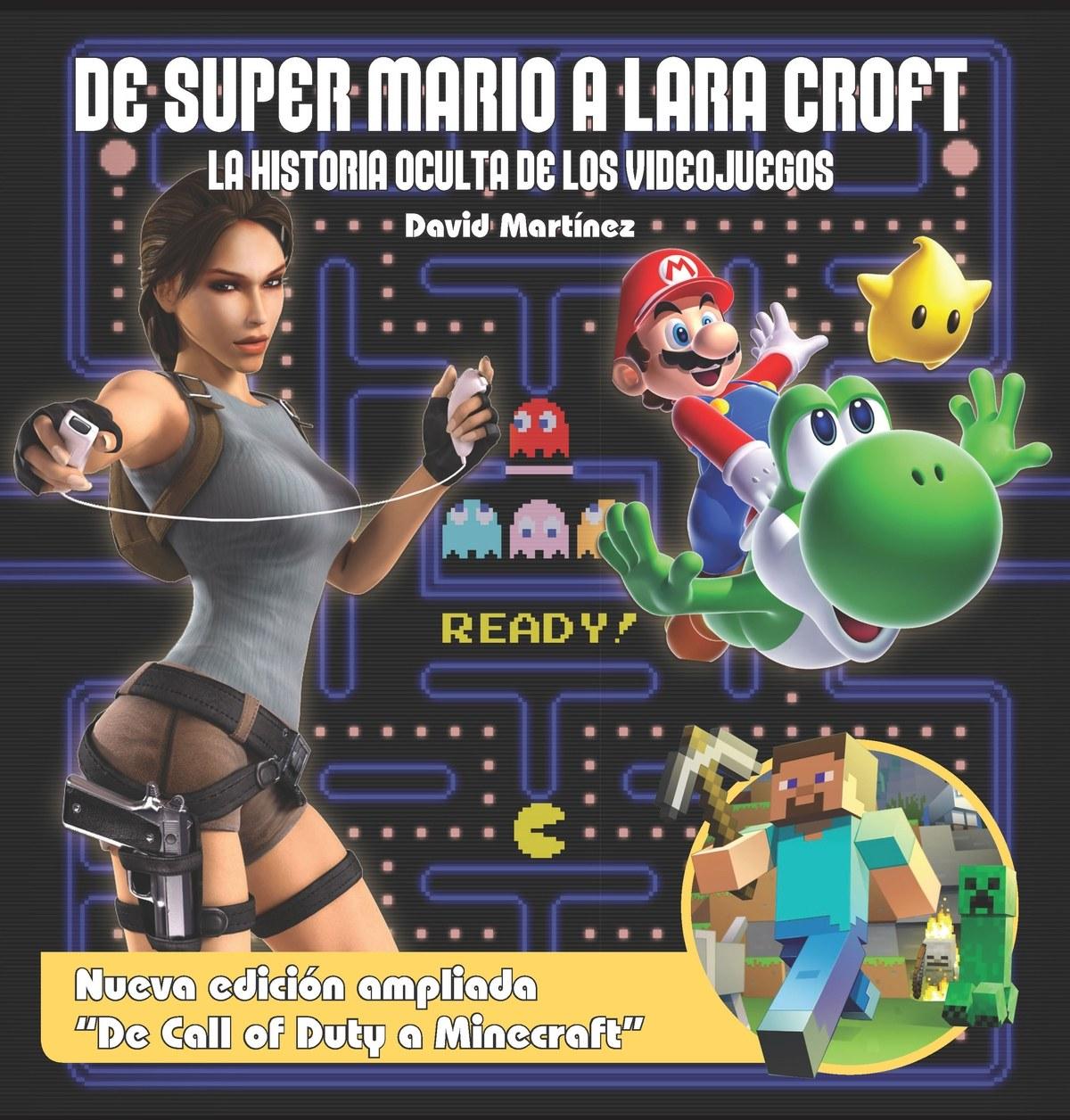 De Super Mario a Lara Croft 9788415932925