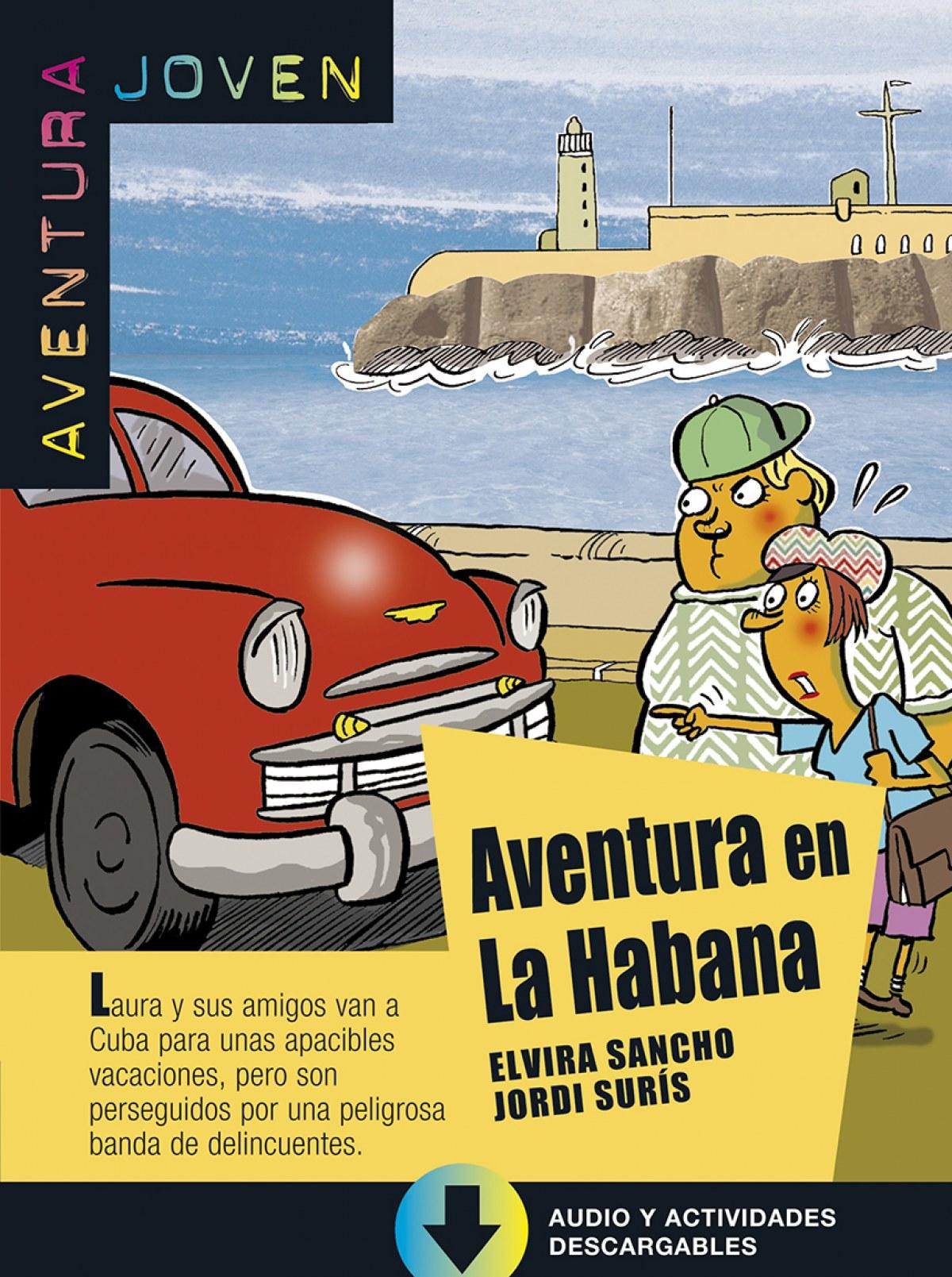 AVENTURA EN LA HABANA.(+MP3)