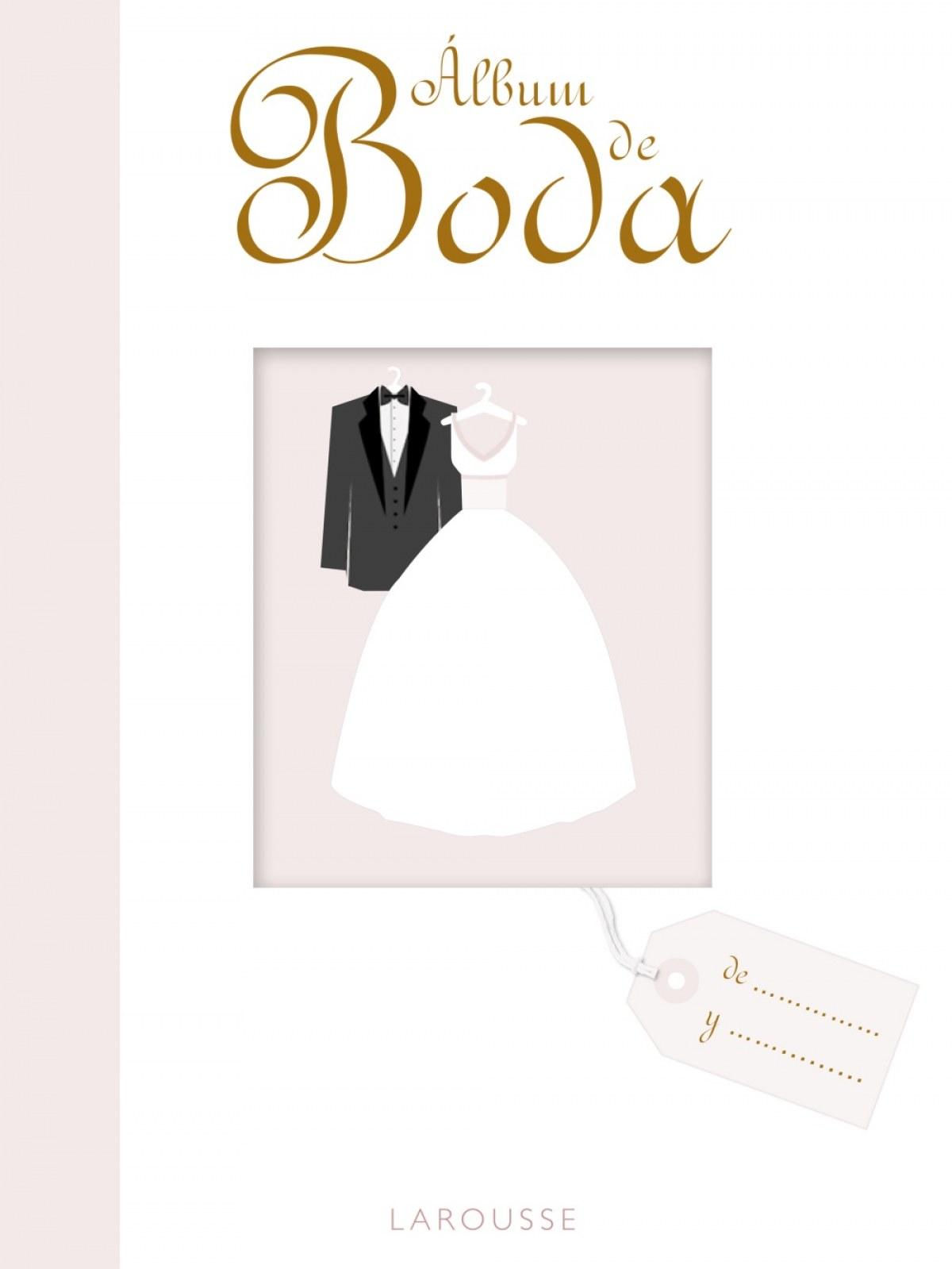 El álbum de mi boda 9788416124503
