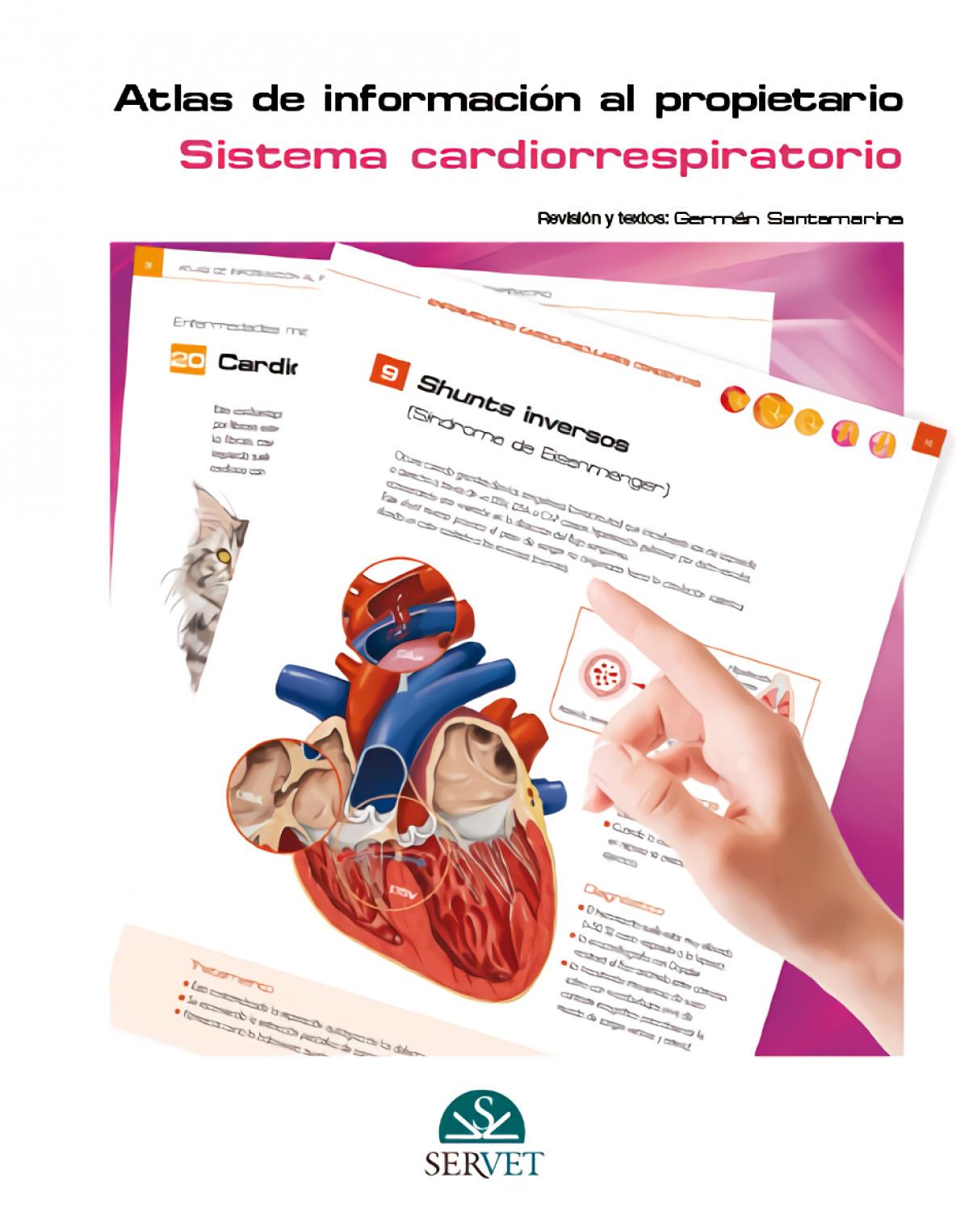 Atlas de información al propietario. Sistema cardiorrespiratorio