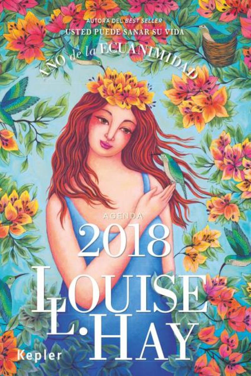 AGENDA 2018 LOUISE L.HAY
