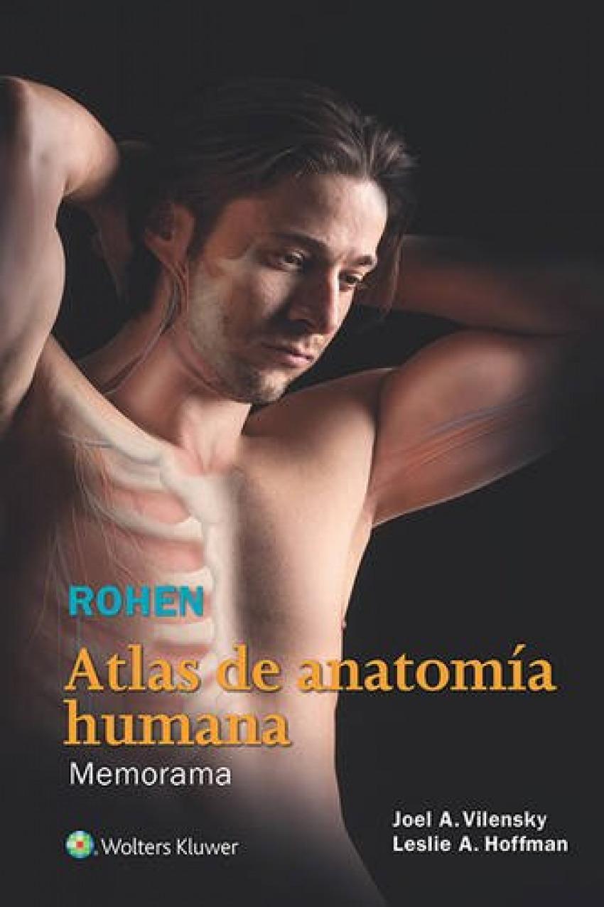 Rohen. Atlas de anatomía humana. Anatomía.