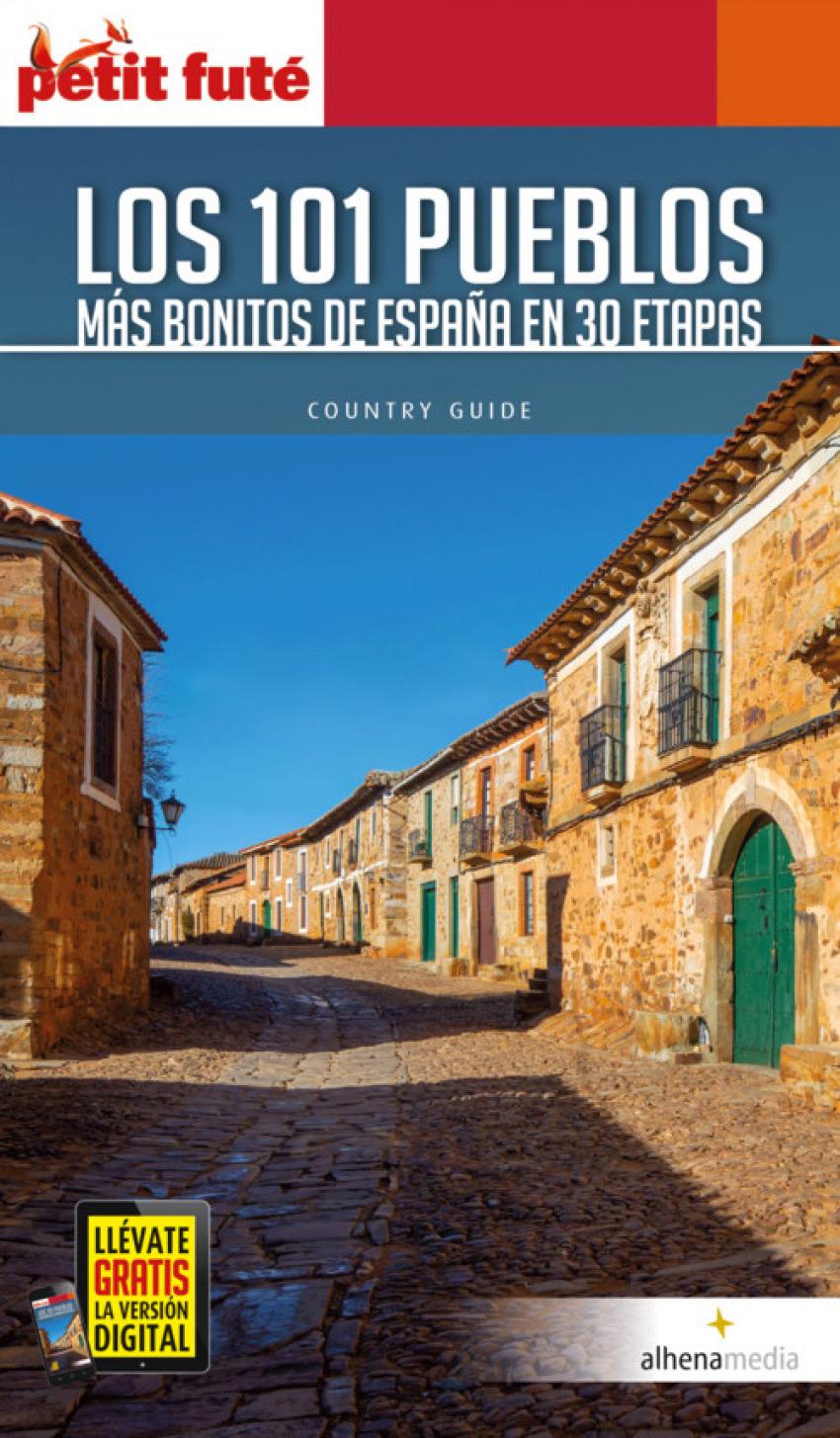 LOS 101 PUEBLOS MÁS BONITOS DE ESPAÑA EN 30 ETAPAS