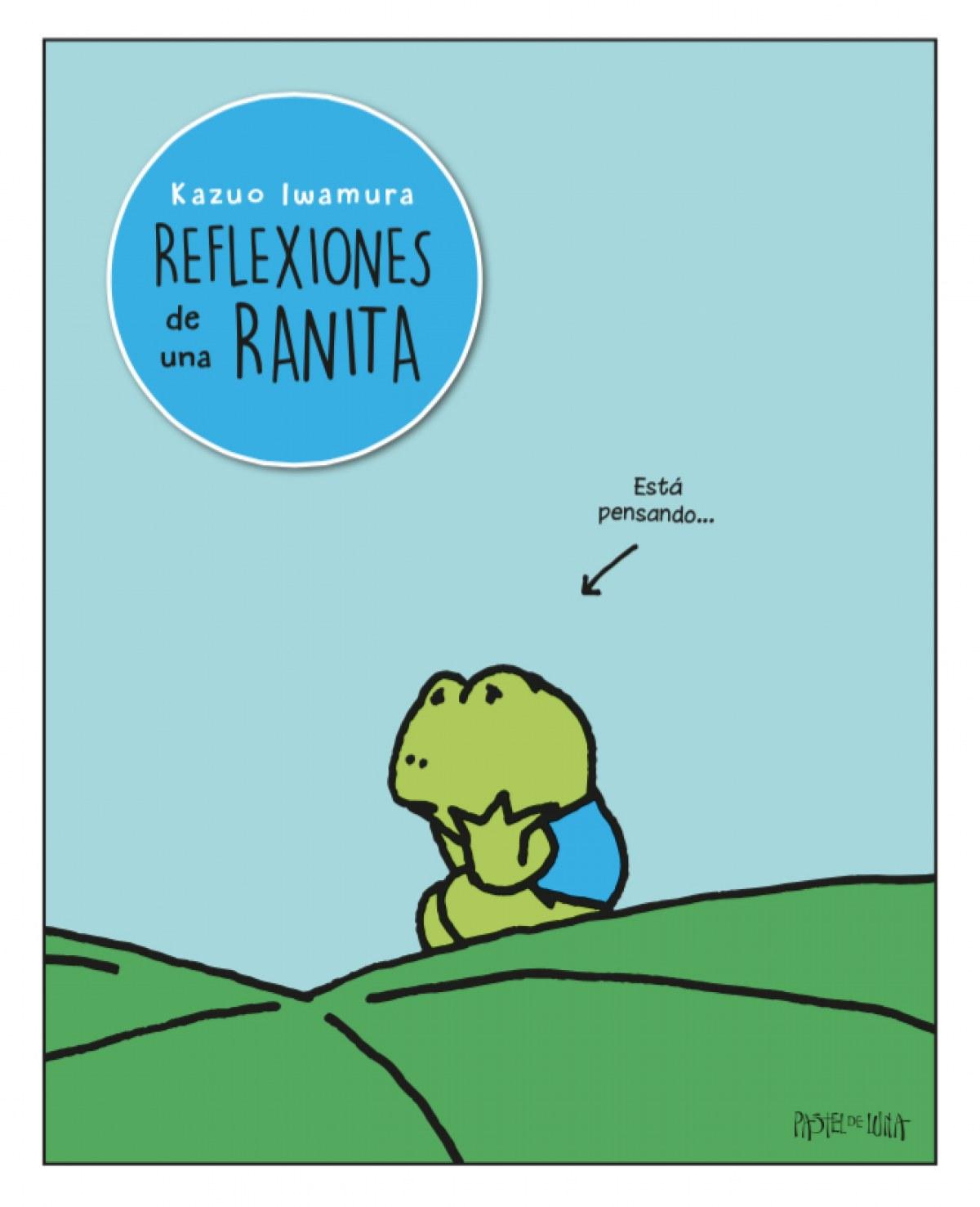 REFLEXIONES DE UNA RANITA