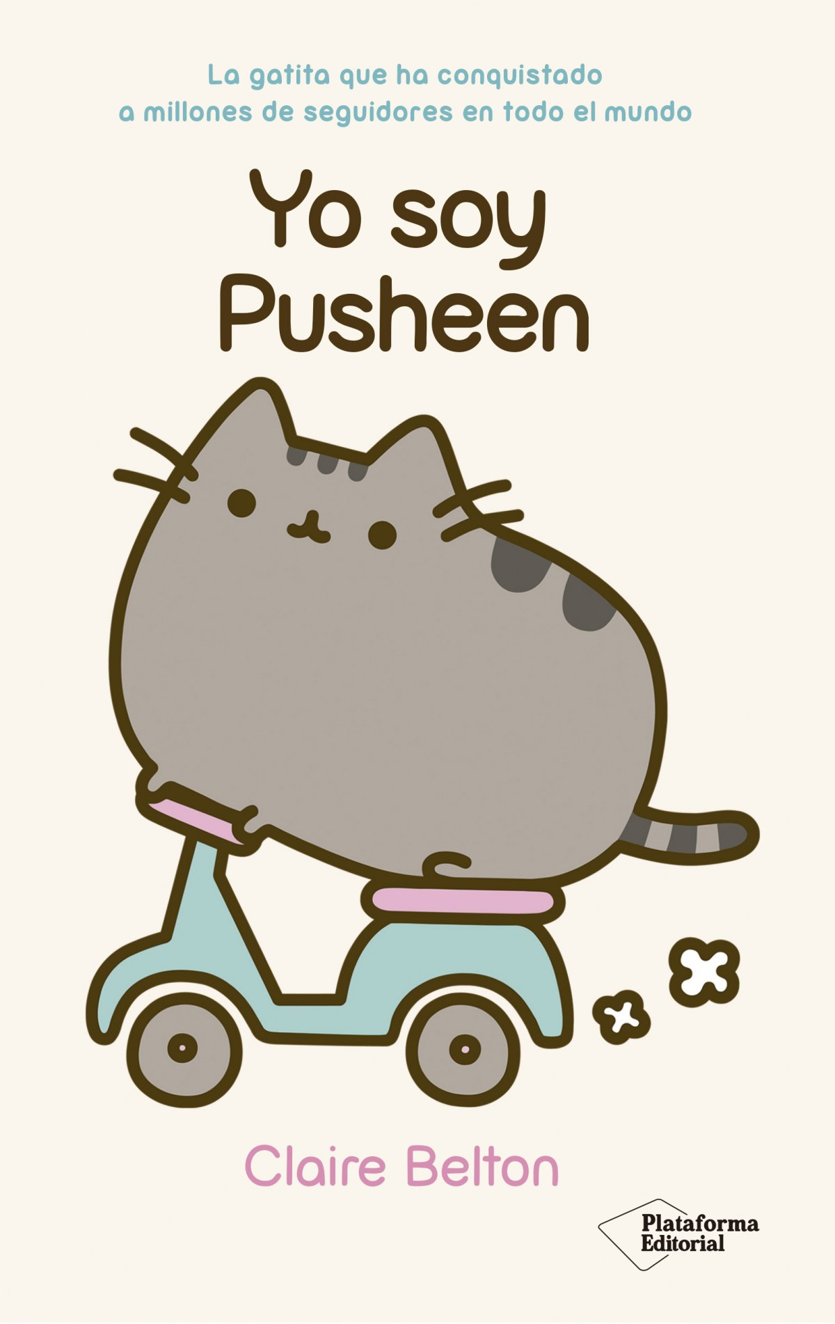 Yo soy pusheen 9788416429516