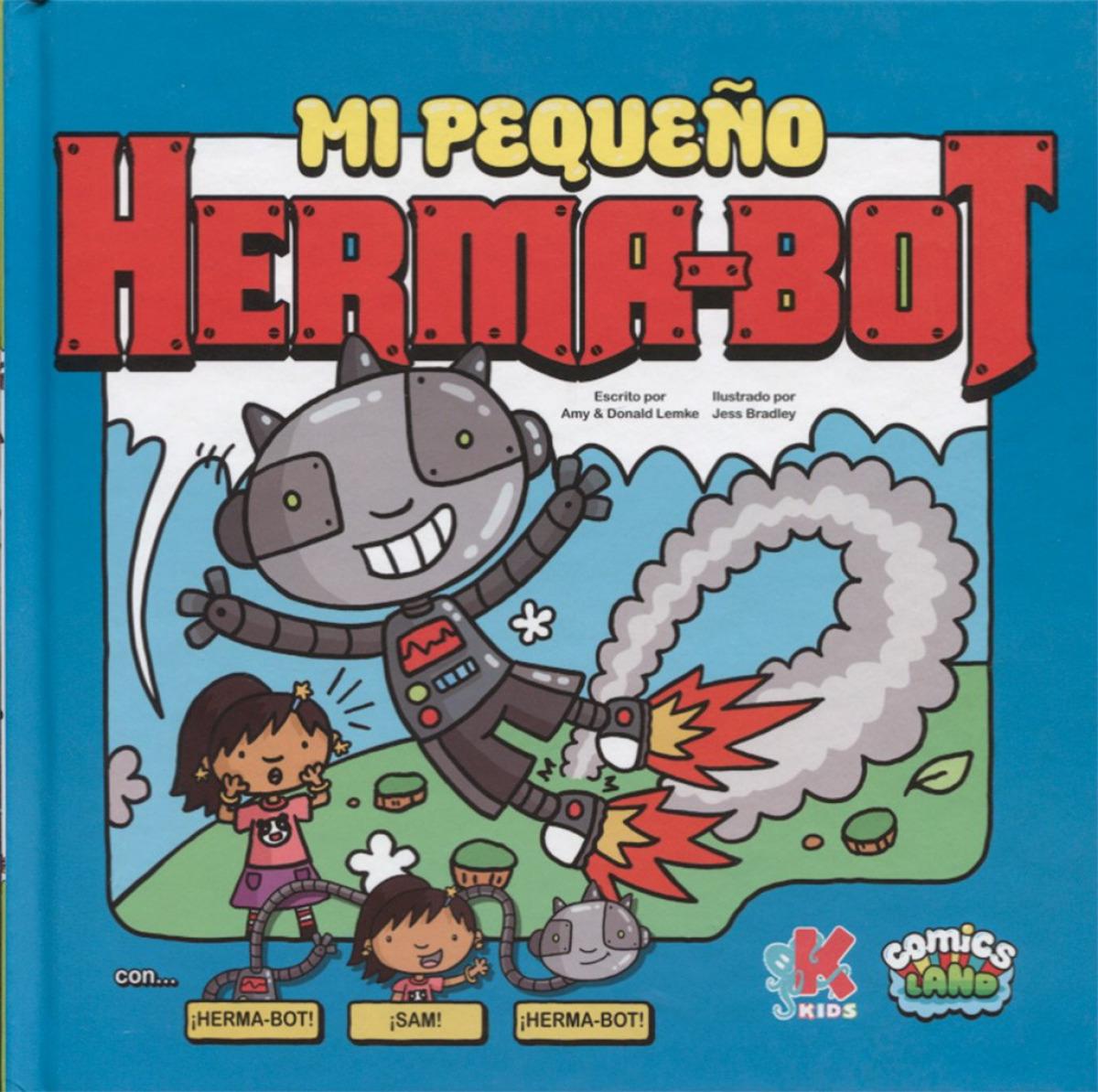 MI PEQUEÑO HERMABOT